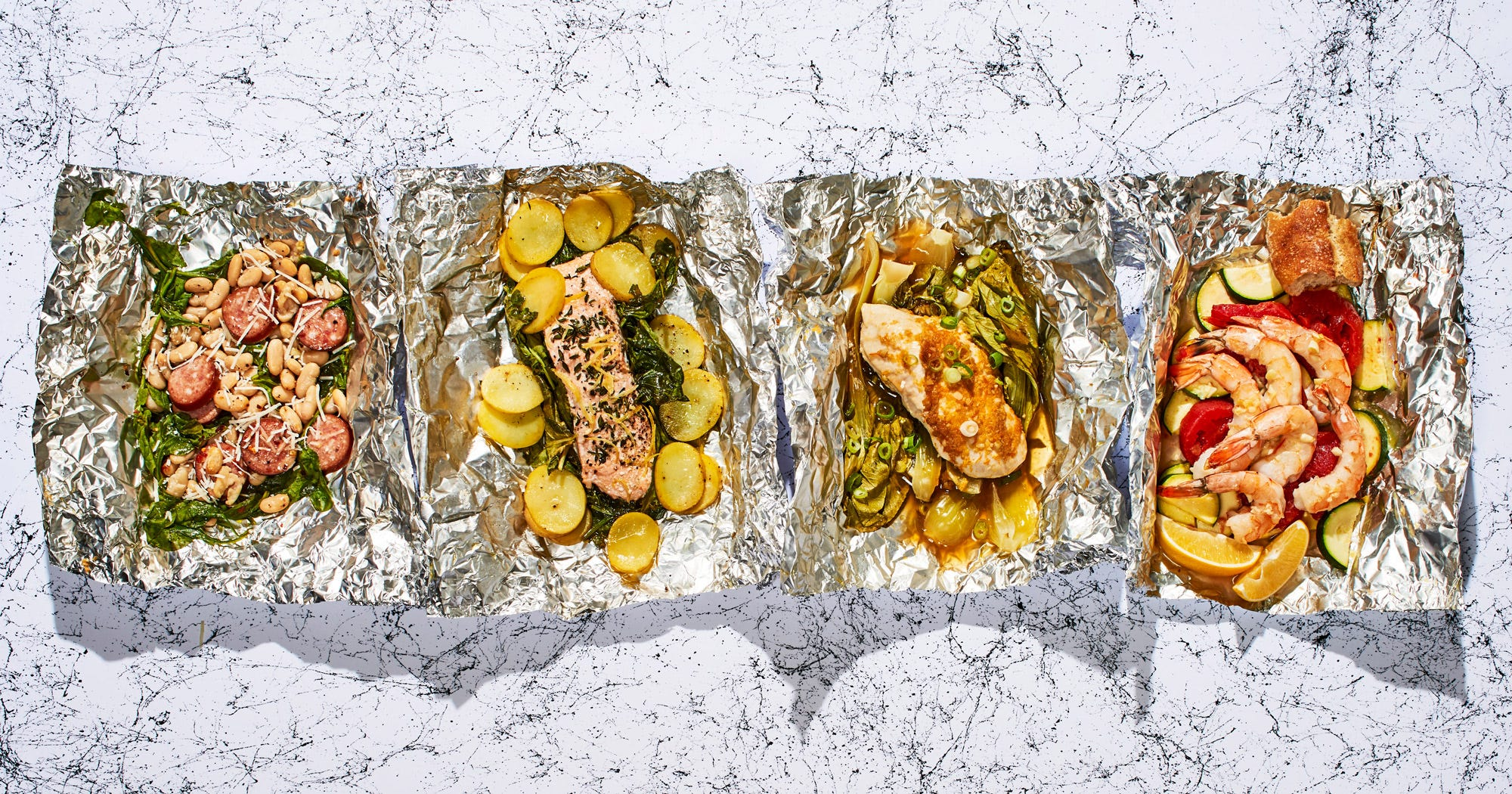 These Foil-Packet Dinners Will Save You Time, Money & Dishes