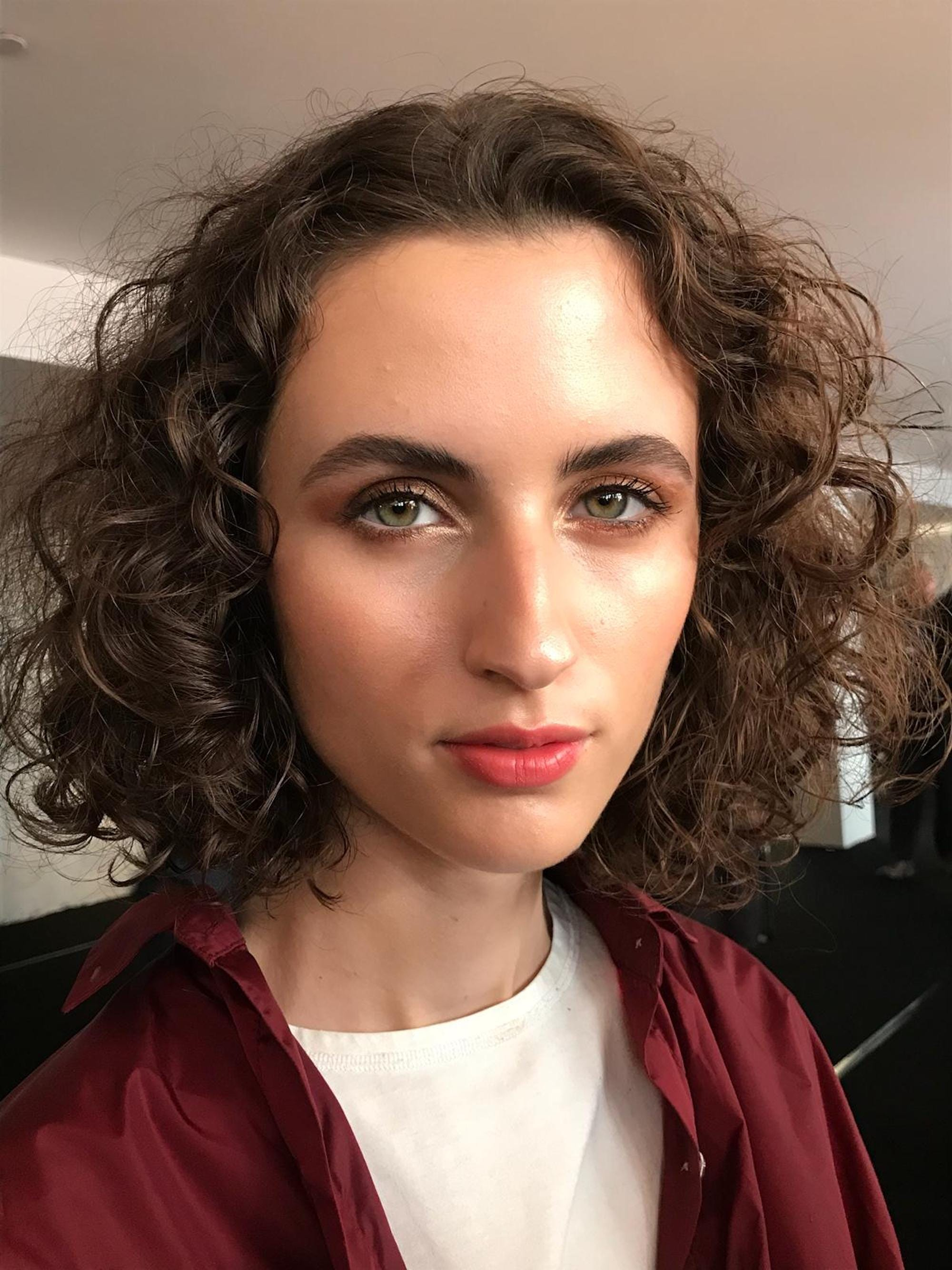 Craziest Beauty Looks From LFW FW2015-2016 forecast