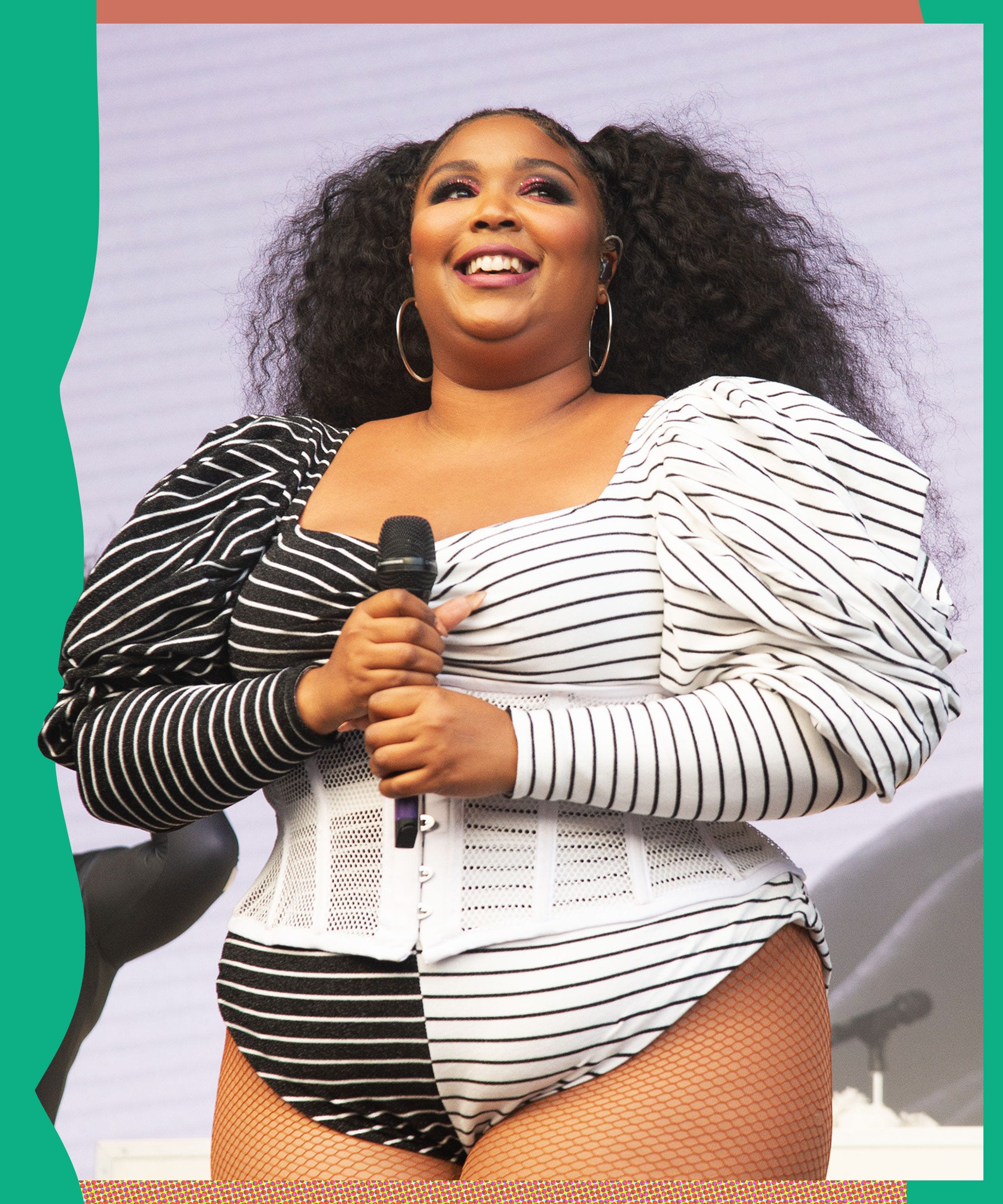 "Lizzo: ""I Want My Lips To Look Like I'm Ready To Suck A Dick."""