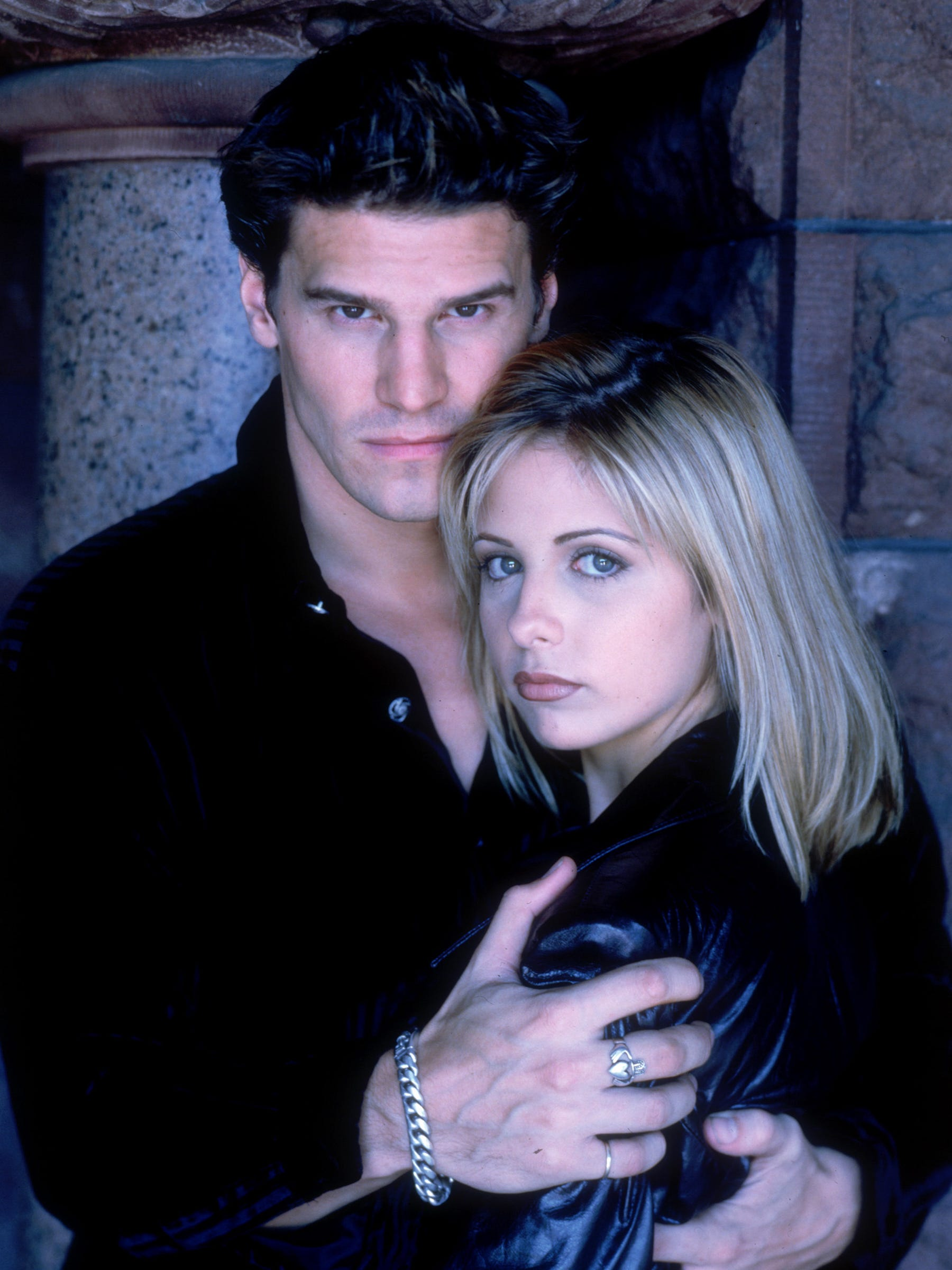 Image result for buffy and angel