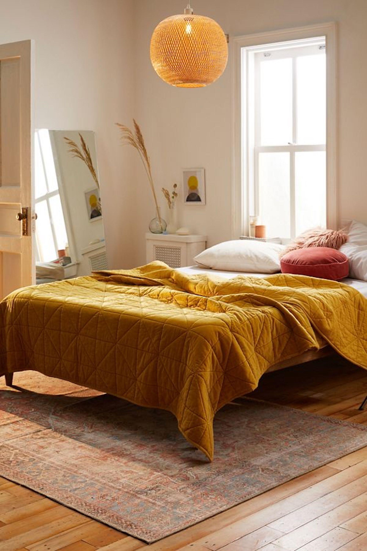 Diese Farben verwenden Interior Designer gern im Schlafzimmer
