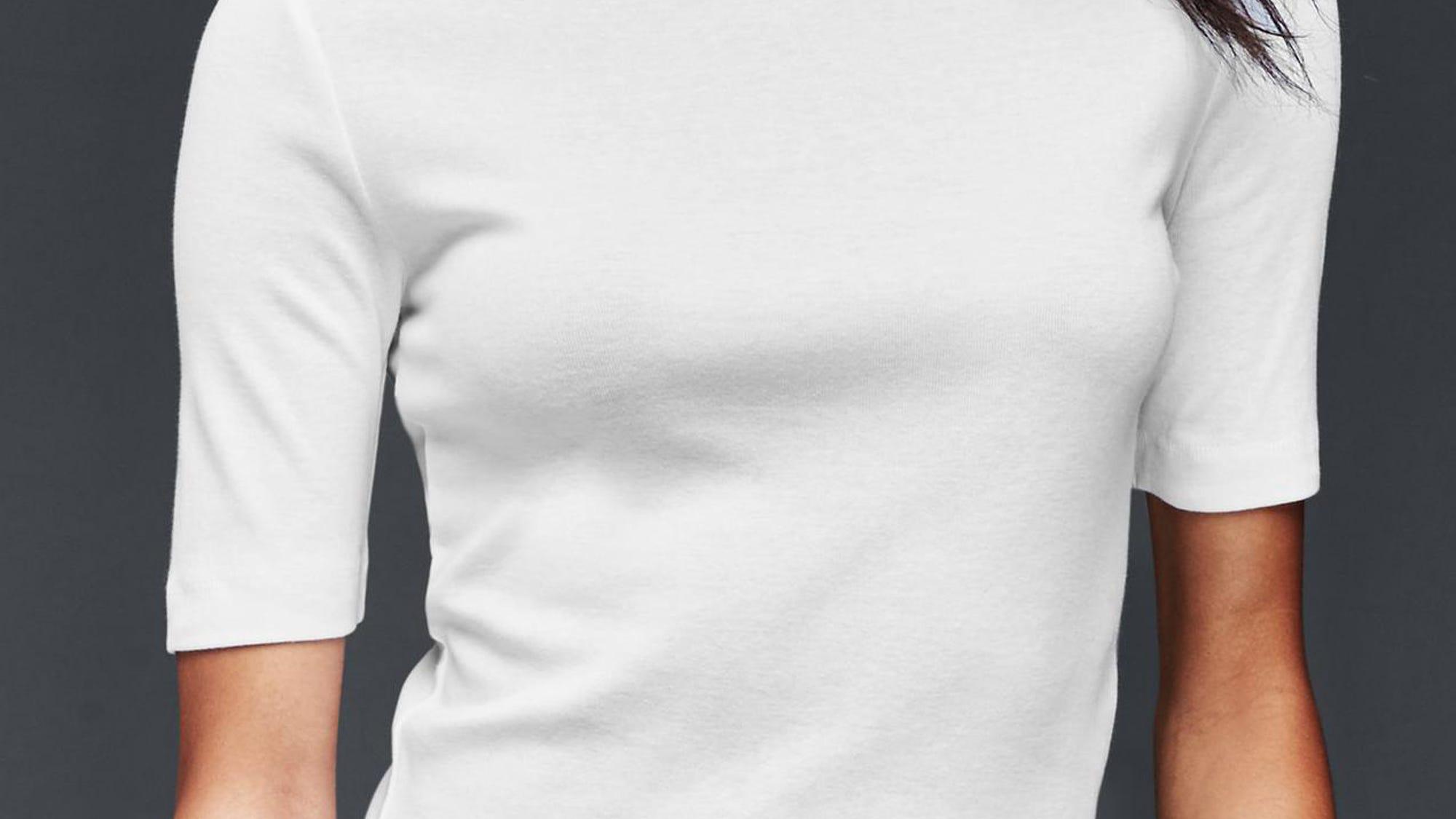 daa1f42b7663d Petite White Cotton Shirt