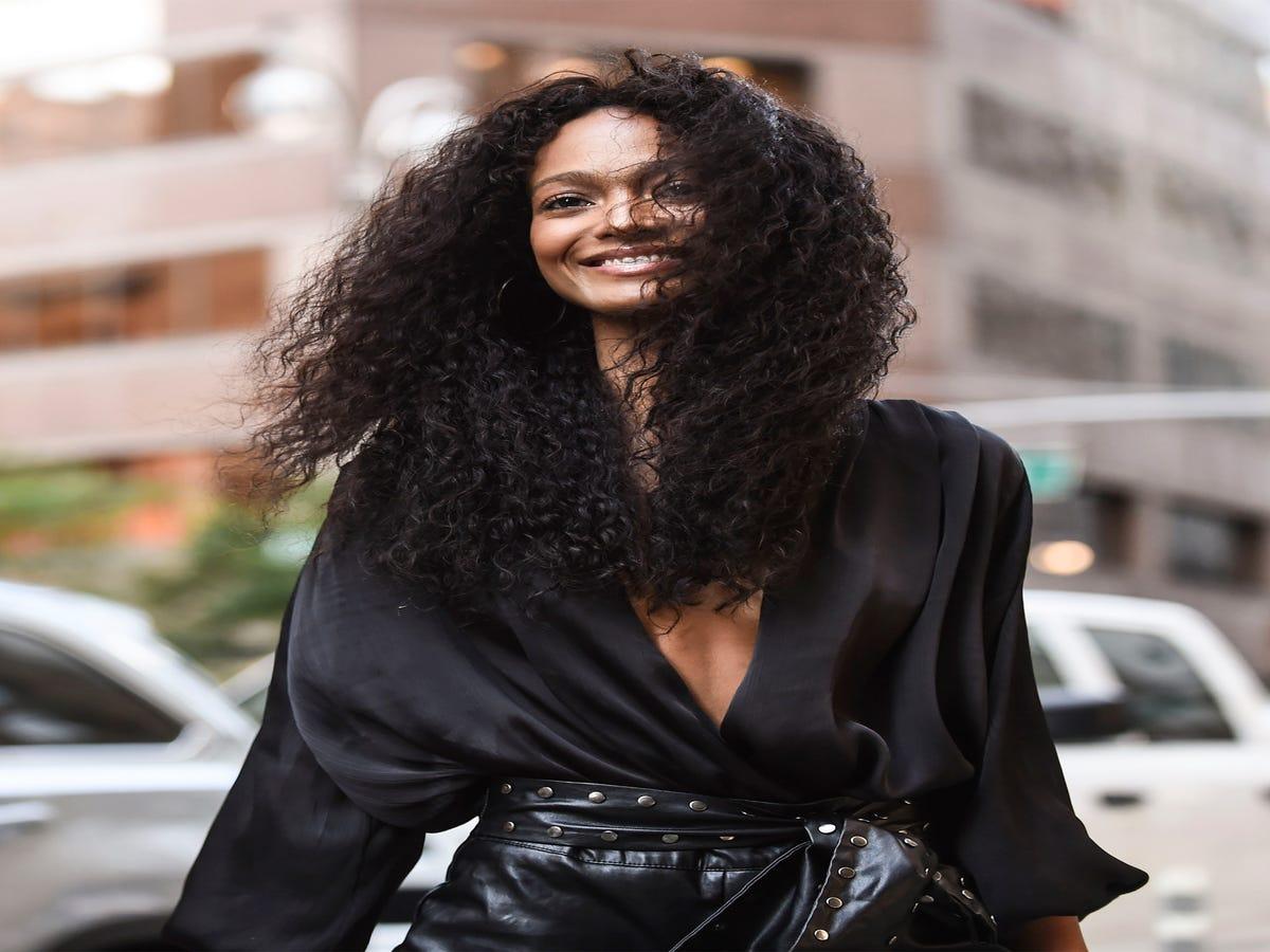 3 Victoria s Secret Models Break Down Their Natural Hair Routines
