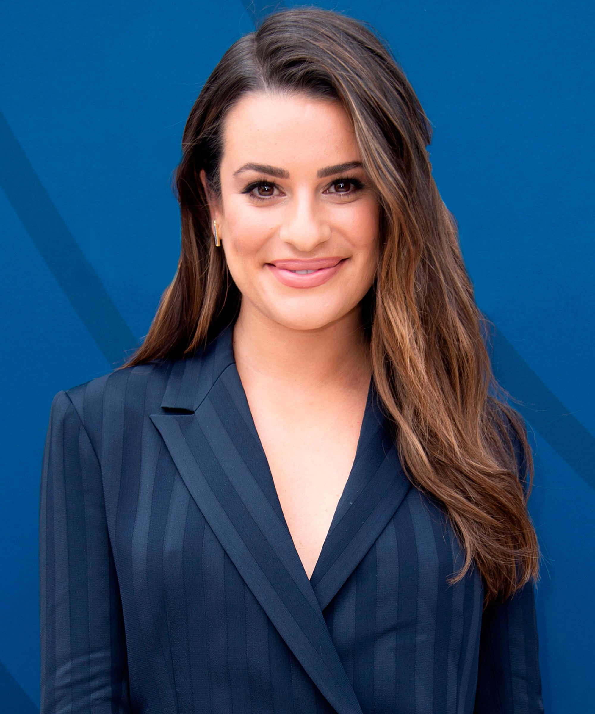 Lea Michele Just Cut Her Hair Into The Trendiest Summer Lob