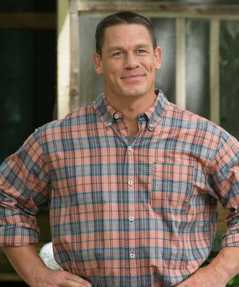 John Cena in Blockers