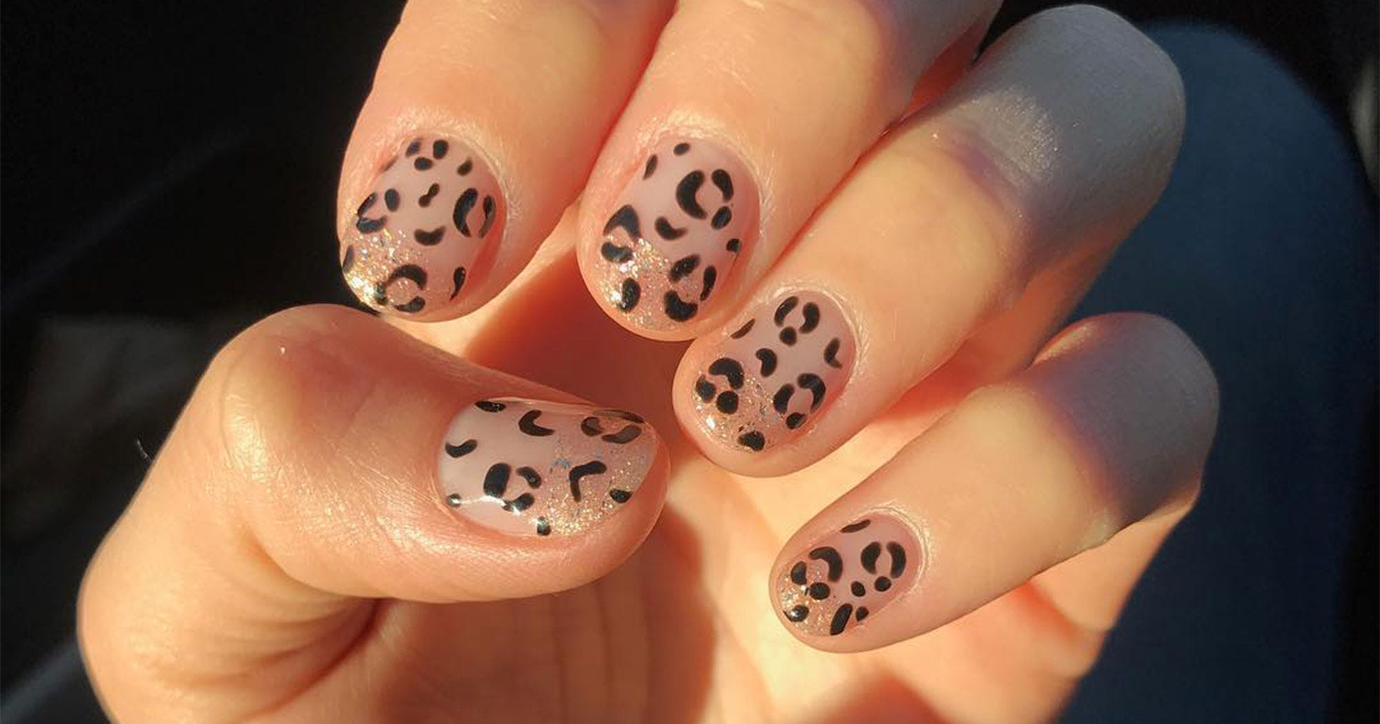 Animal Print Nail Art Is A Huge Summer Manicure Trend