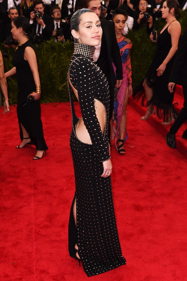 2015 Met Ball Dresses