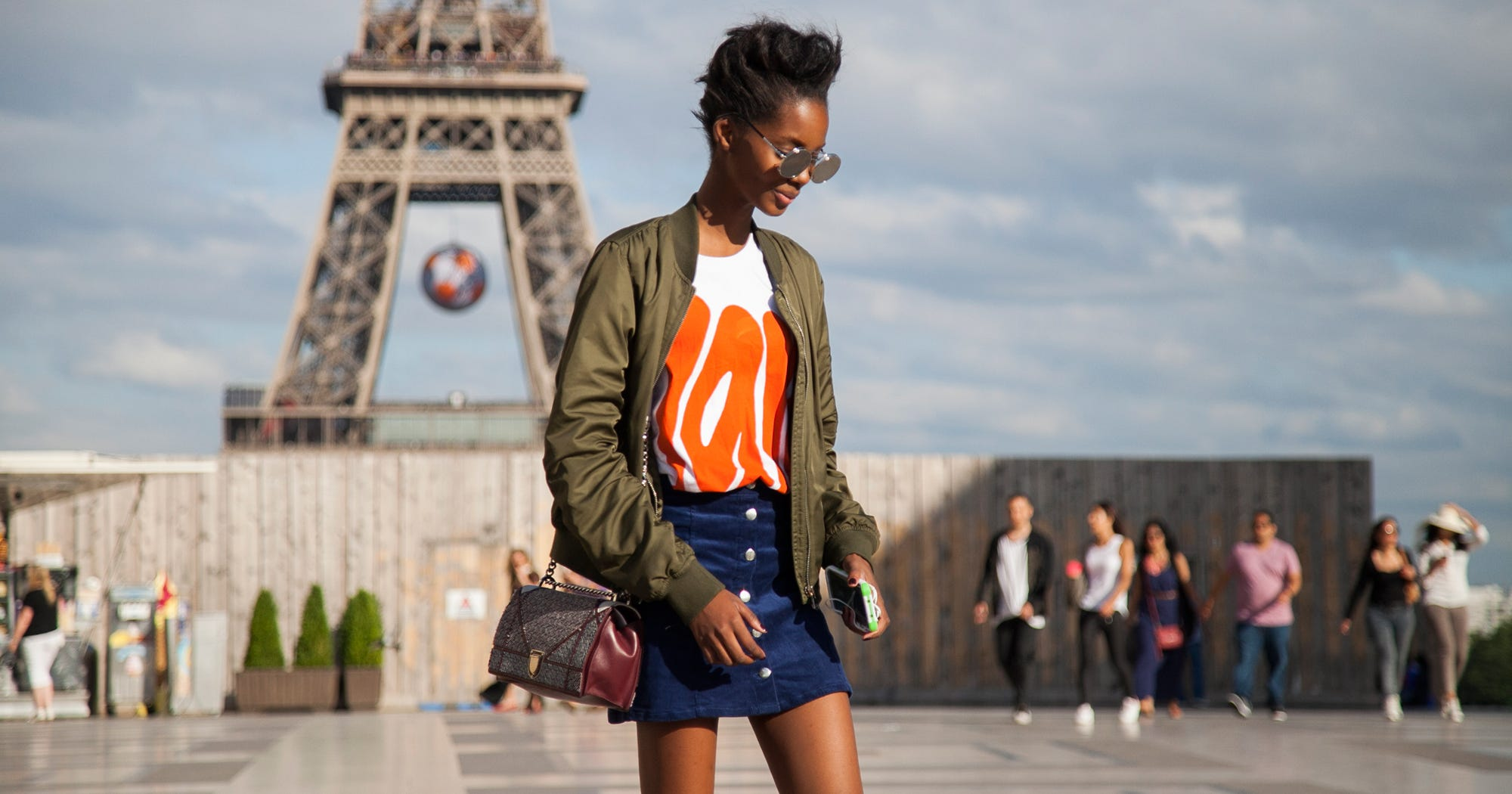 During Couture Fashion Week, Street Style Has No Limits