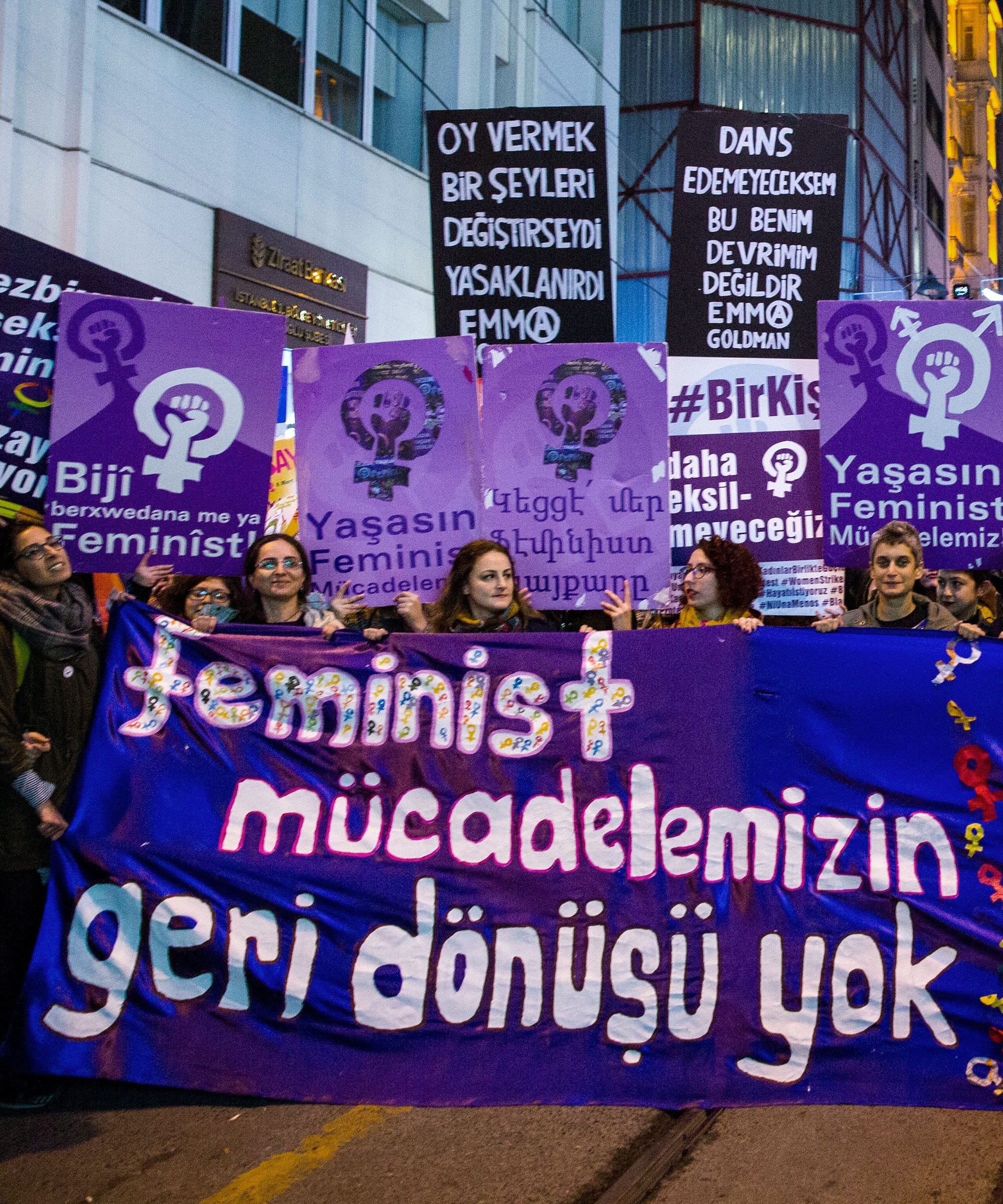Authoritarian Governments Are Rolling Back Women's Rights. These Women Are Turkey's Last Hope