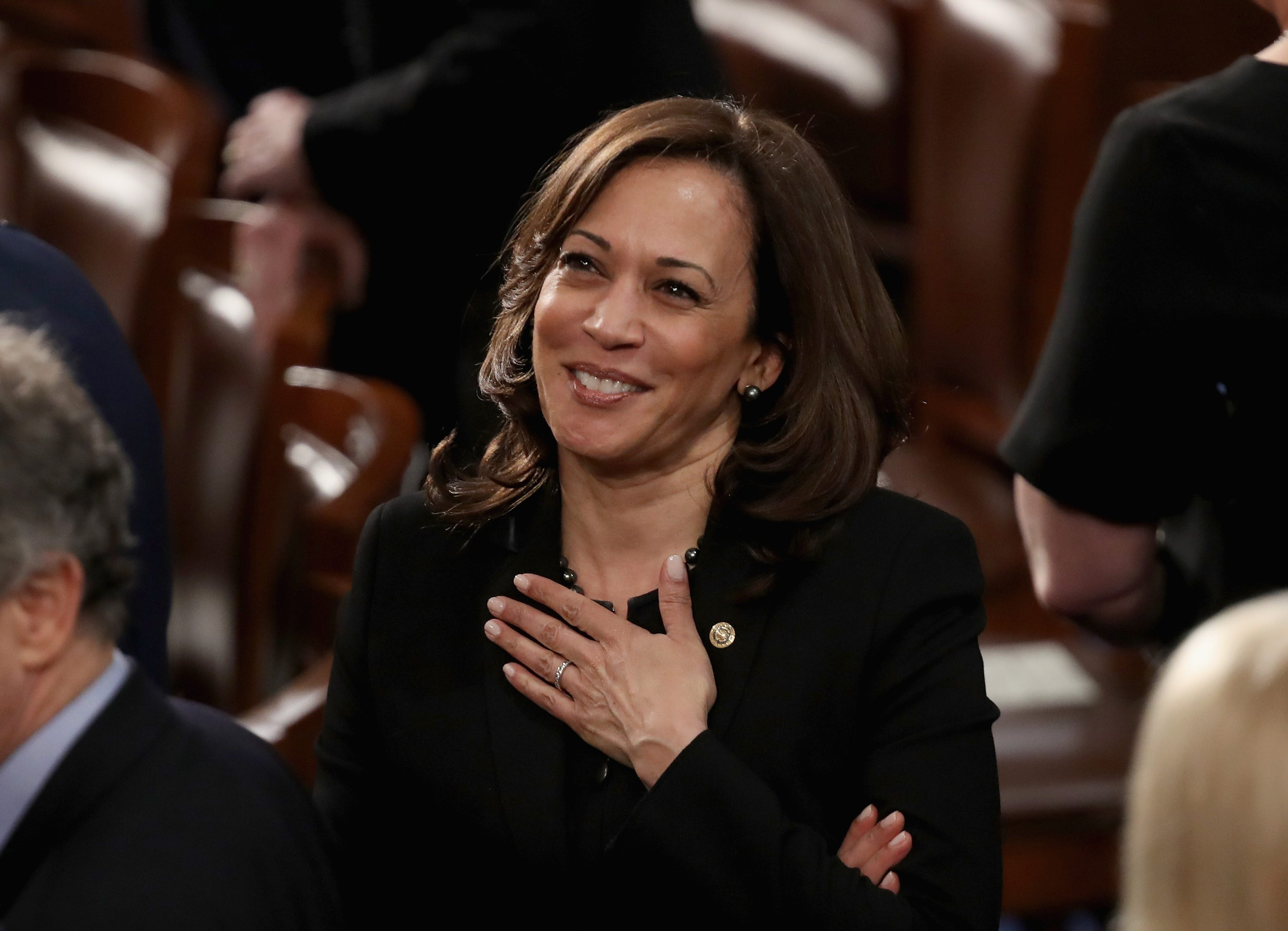 Sen. Kamala Harris & Rep. Pramila Jayapal Introduce Bill To Protect Domestic Workers