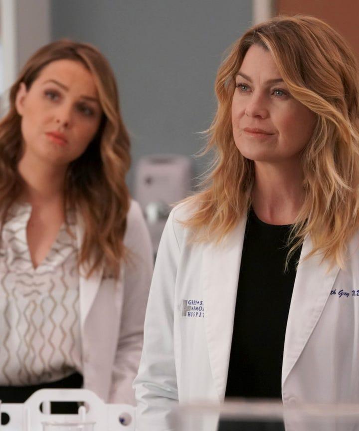 Greys Anatomy Season 15 Spoilers, Cast