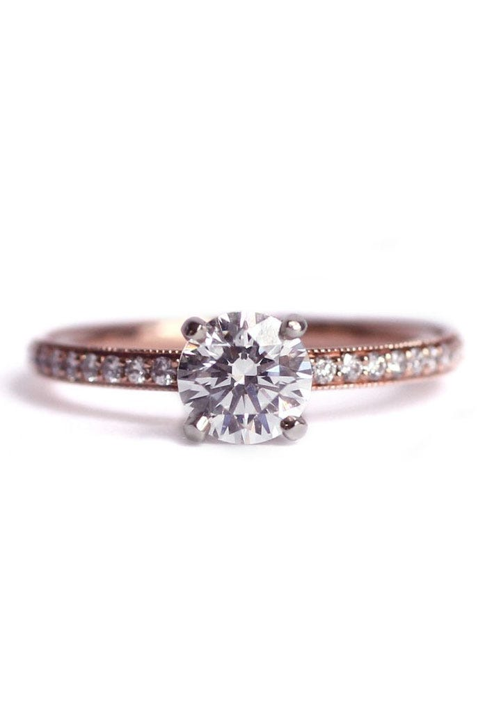 2017 Engagement Ring Trends Beautiful Wedding Jewelry