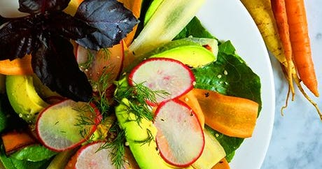 8 Healthy, Cold Meals To Beat The Summer Heat