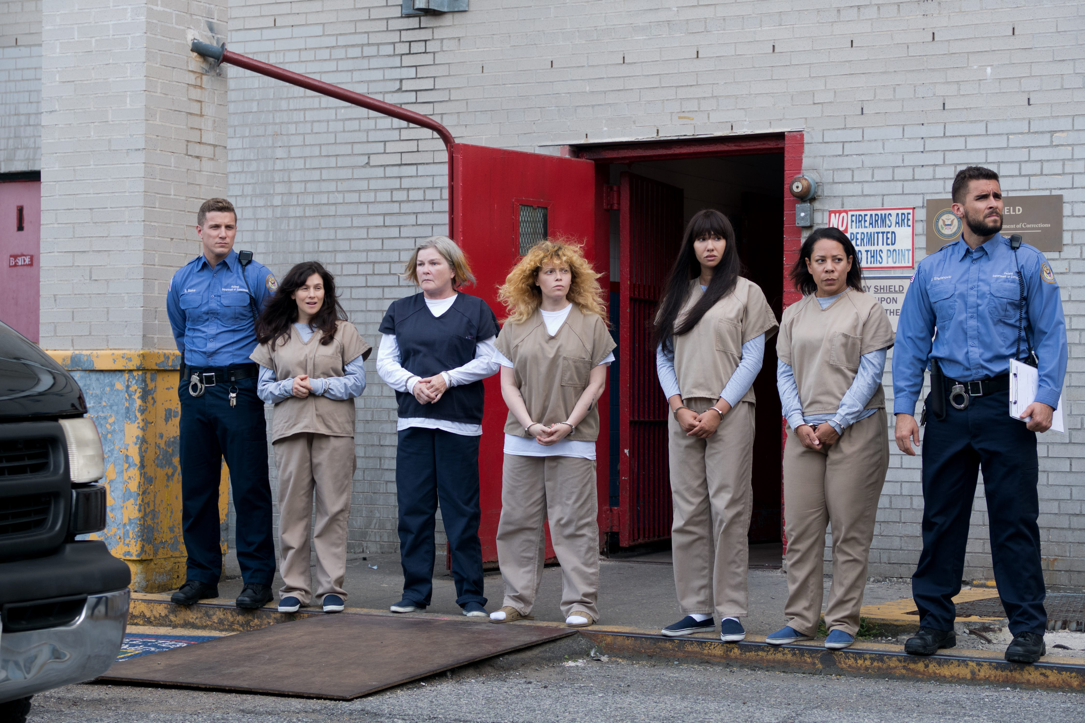 Orange Is The New Black Cast Celebrates With A Song In Teaser For Final Season