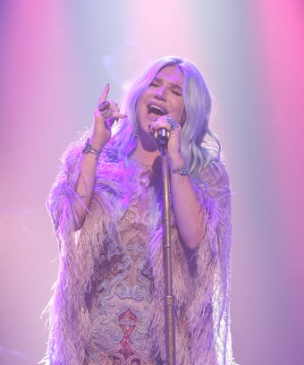 Fact: Kesha Will Make You Want Grey Hair