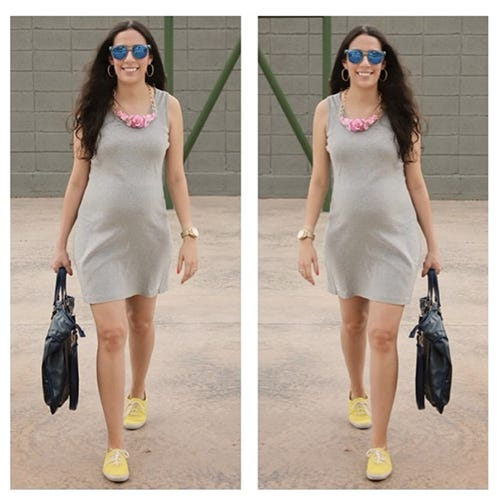 79ad3c87b4d Style The Bump Instagrams - Maternity Fashion
