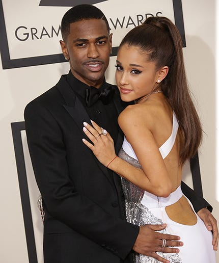 Is ariana grande dating someone who is divorced