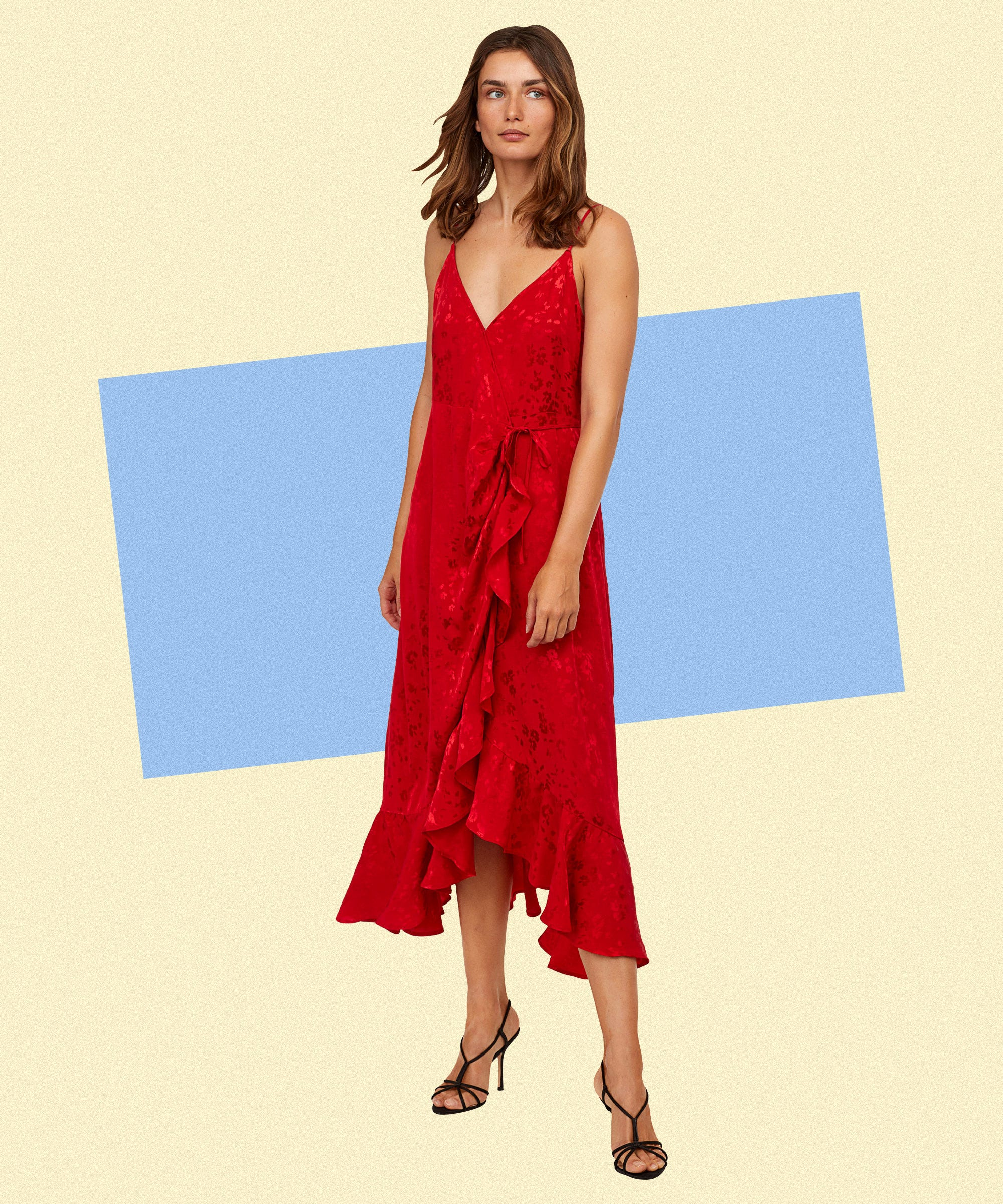 3 Red Dresses On Sale Right Now In Canada fd8d2e56b