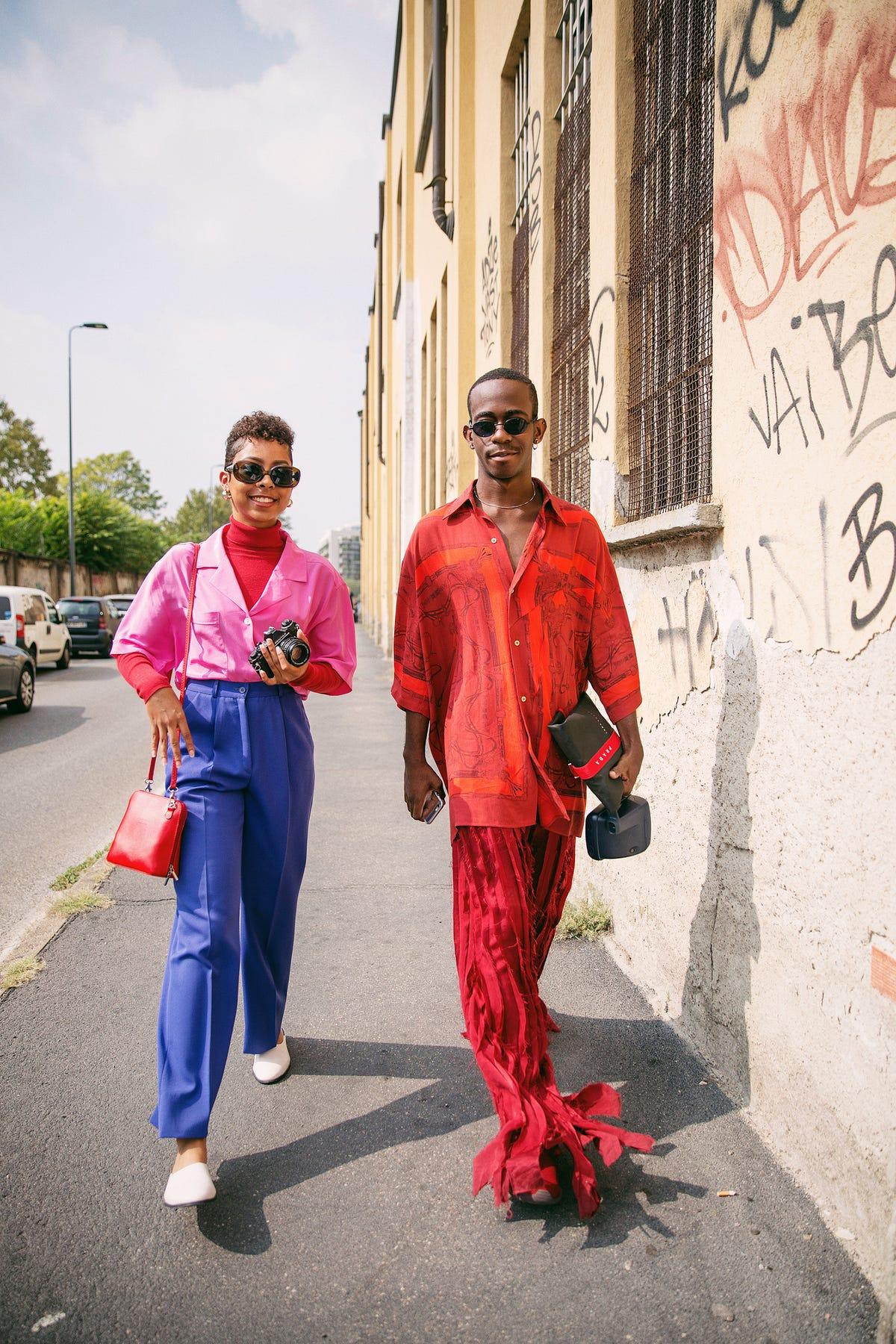 81772180 Milan Fashion Week Street Style Spring Summer 2019