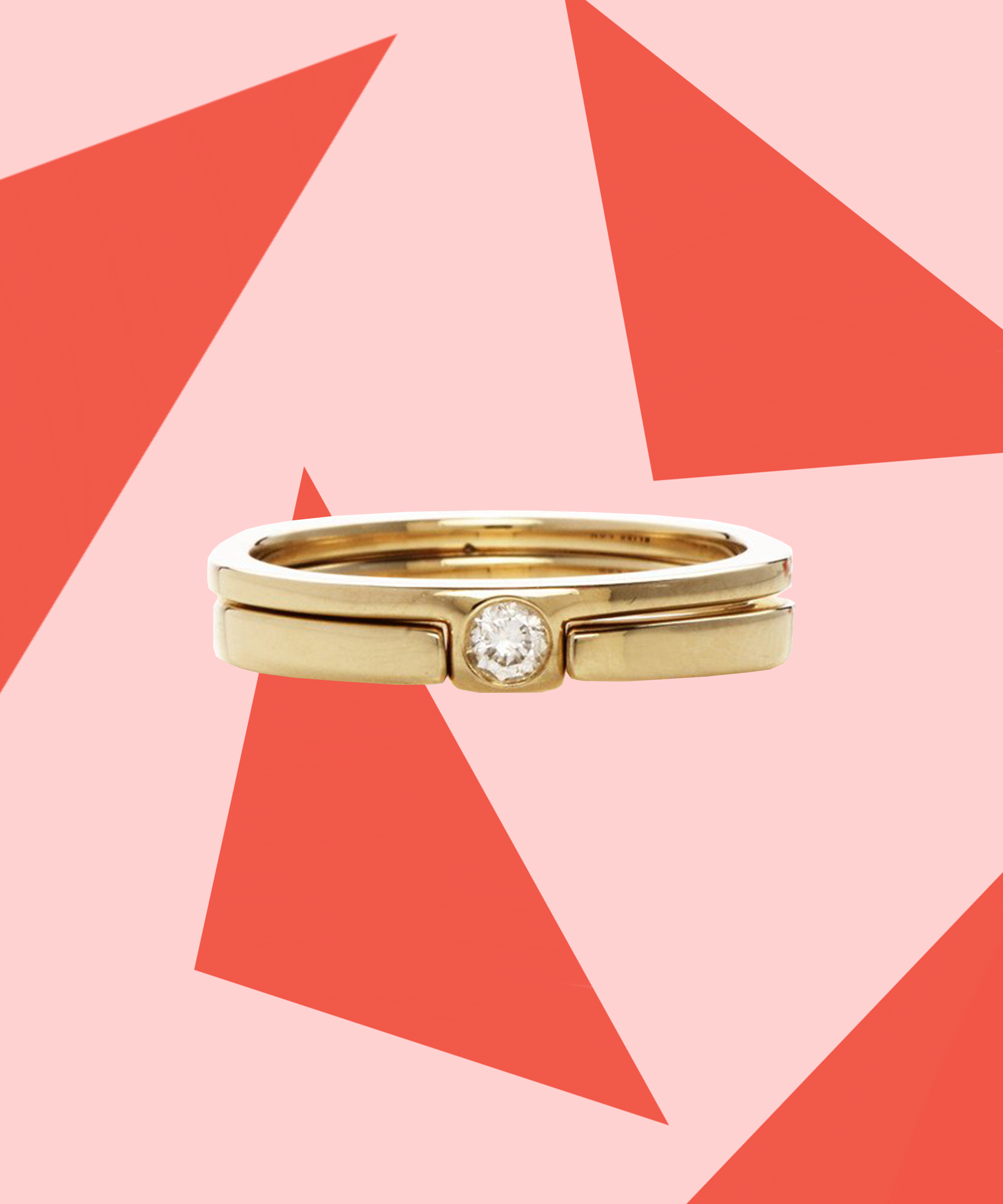 Minimalist Engagement Rings - Simple Design Bands