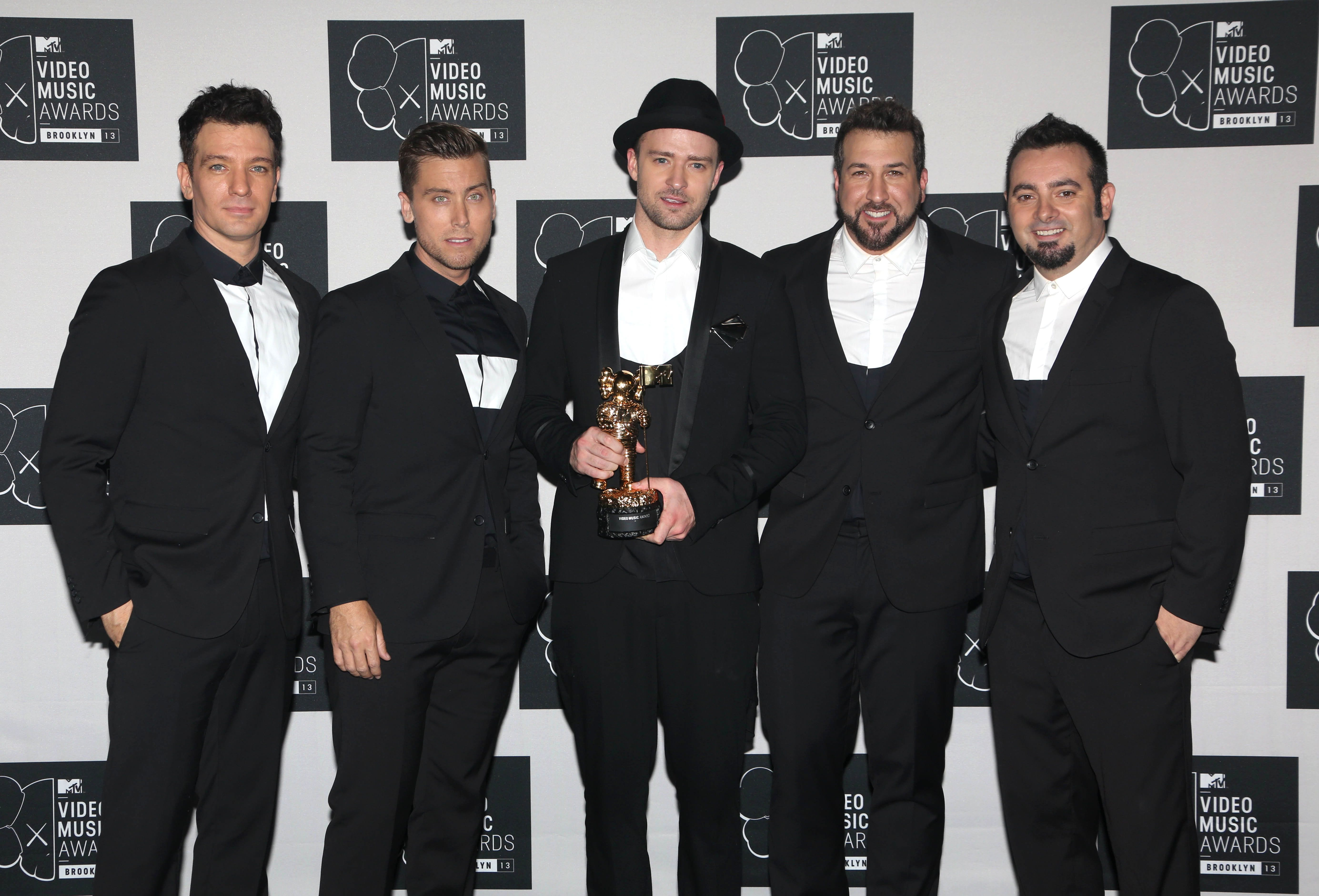 NSYNC Is Reuniting For A Walk of Fame Star
