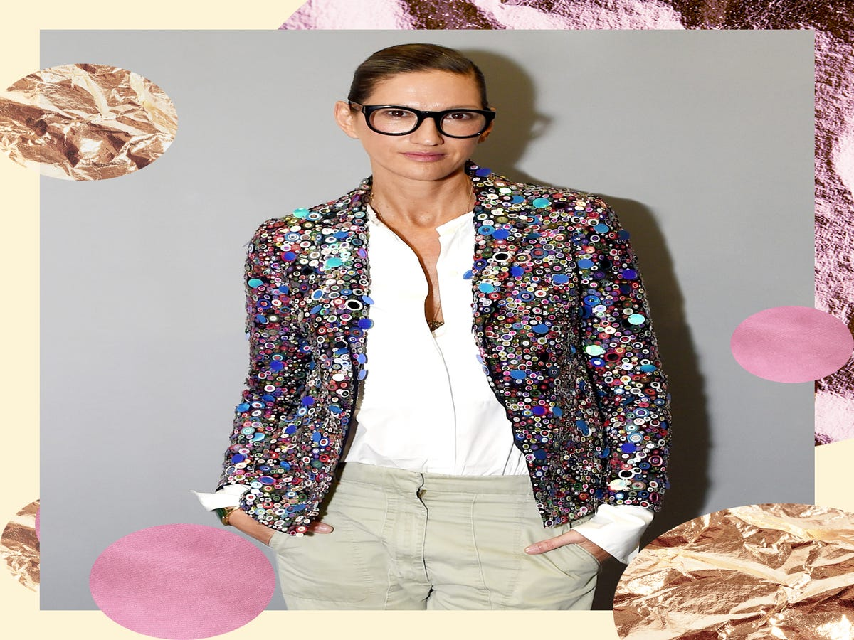What's Next For Jenna Lyons After J. Crew? She's Not Saying (Not Exactly)