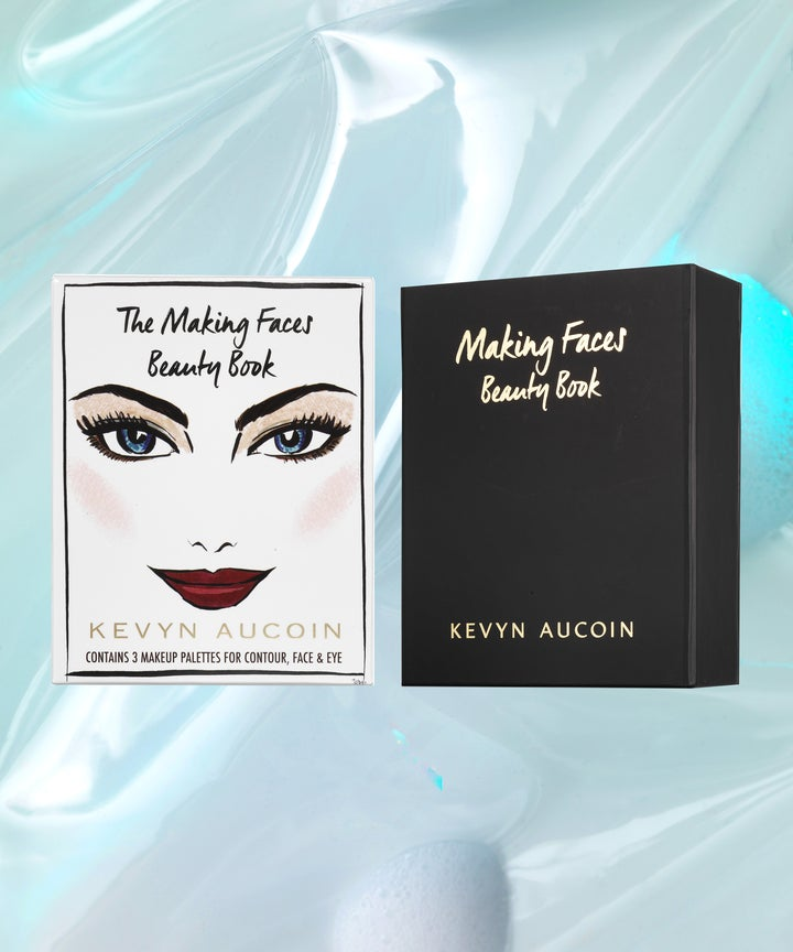 kevyn aucoin beauty book palette 20 year anniversary