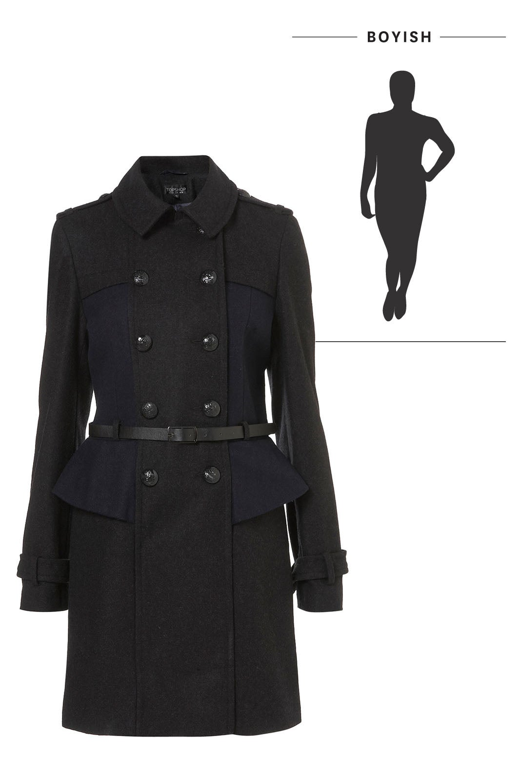 Shop Your Shape: The Most Flattering Coats for Your Body Type picture