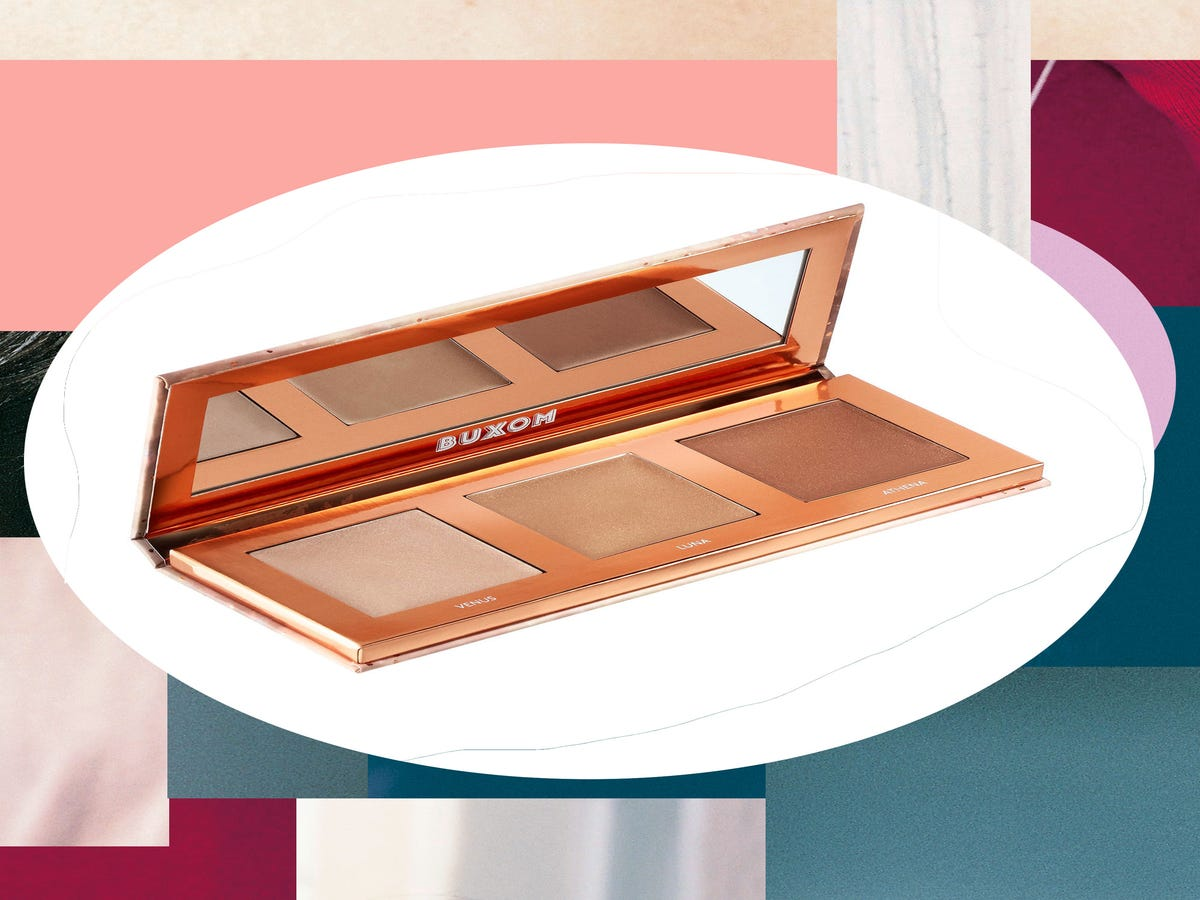 The Best Highlighter Palettes For A Summer Glow, All Winter Long