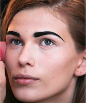 Brow Tattoos Yay Or Nay Would You Get Your Brows Tatted On