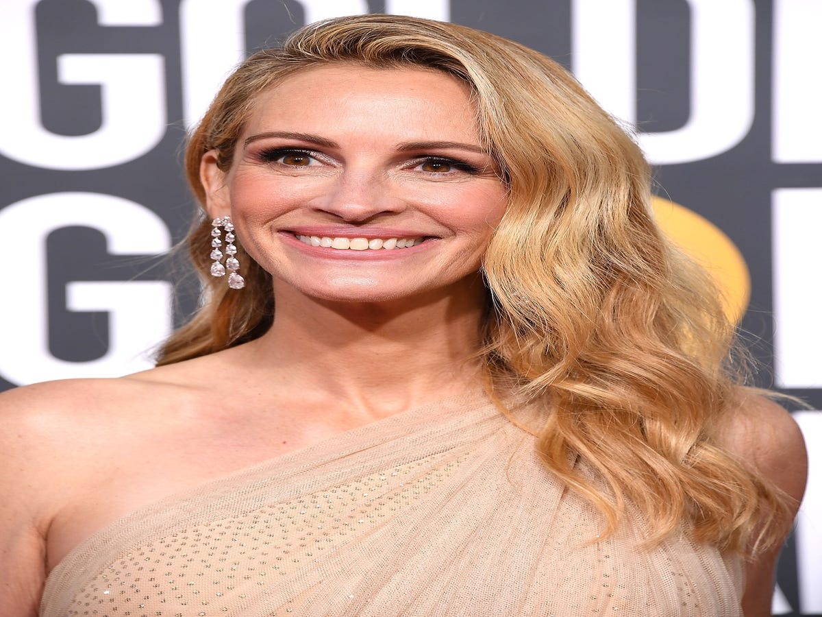Julia Roberts Just Got The Dreamiest Haircut For Spring