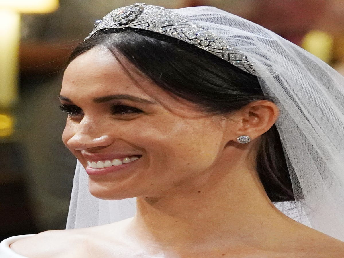 Meghan Markle s Makeup Artist Dishes On The Biggest Bridal Trends For Fall