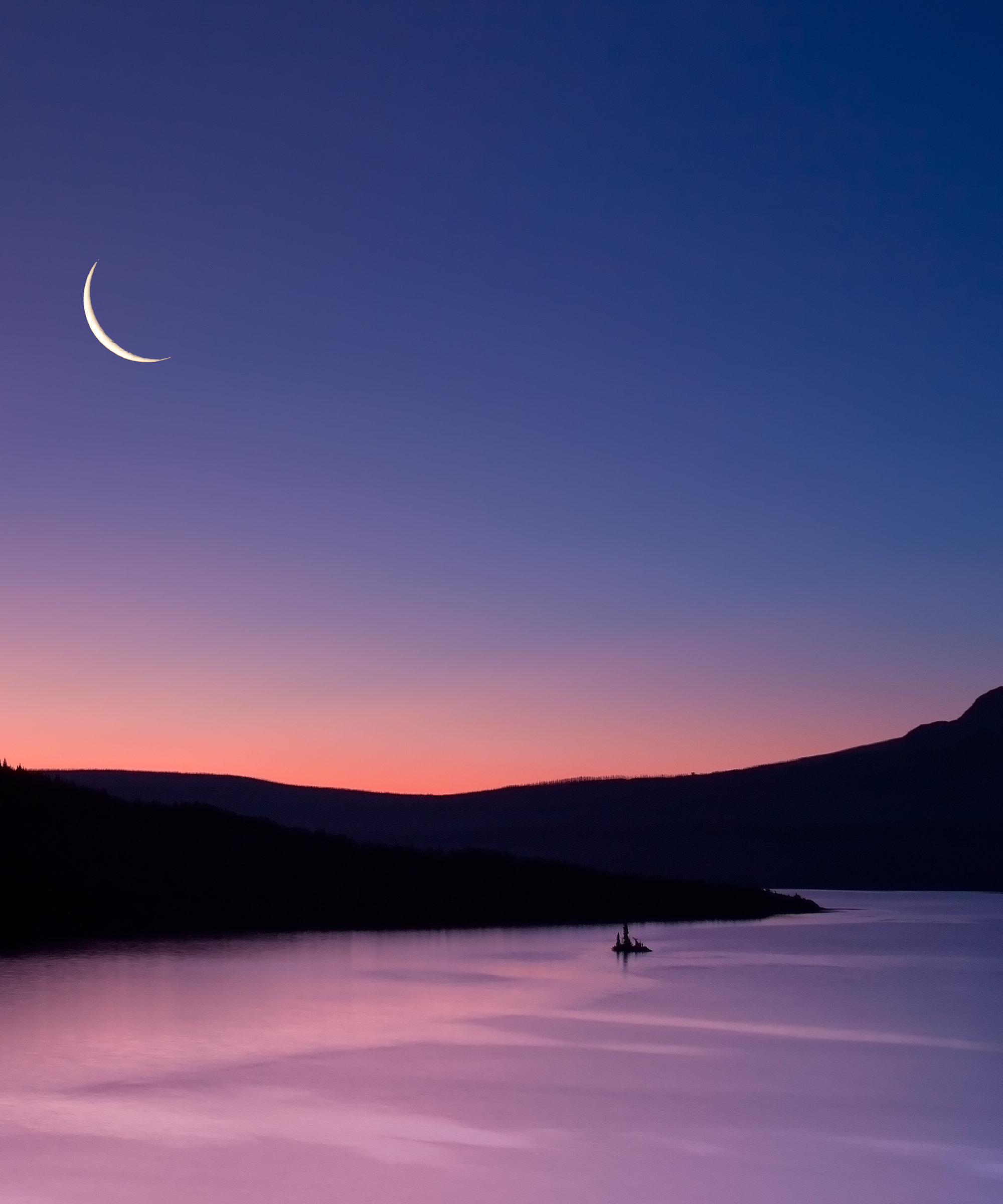 Waxing Crescent Moon Lunar Phases Spiritual Meaning Image Moonphasesdiagramjpg For Term Side Of Card