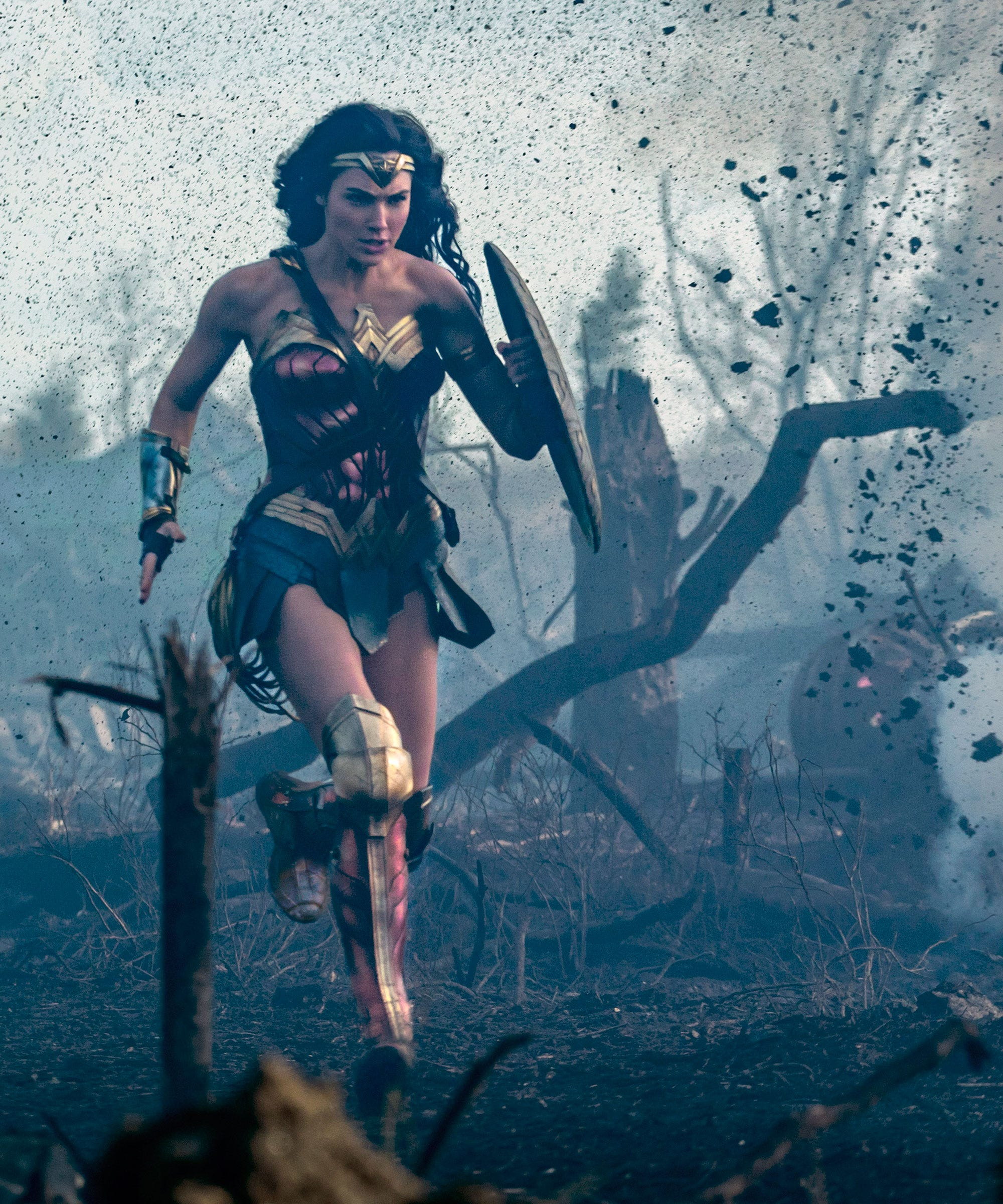 Wonder Woman's Thigh Jiggled On Screen & Here's Why That's Such A Big Deal