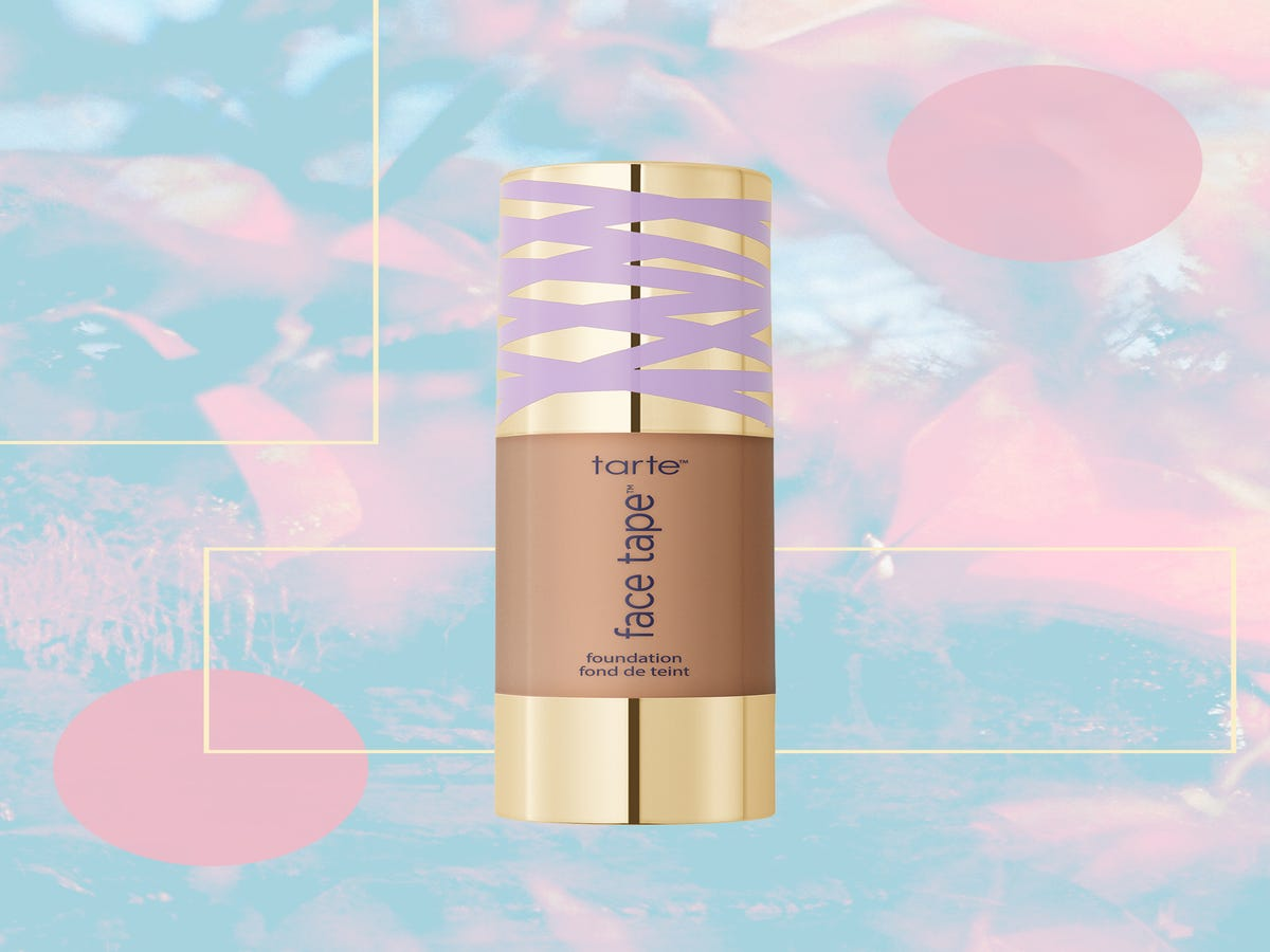 We Tried Tarte s New Face Tape Foundation — & Here s What We Really Think