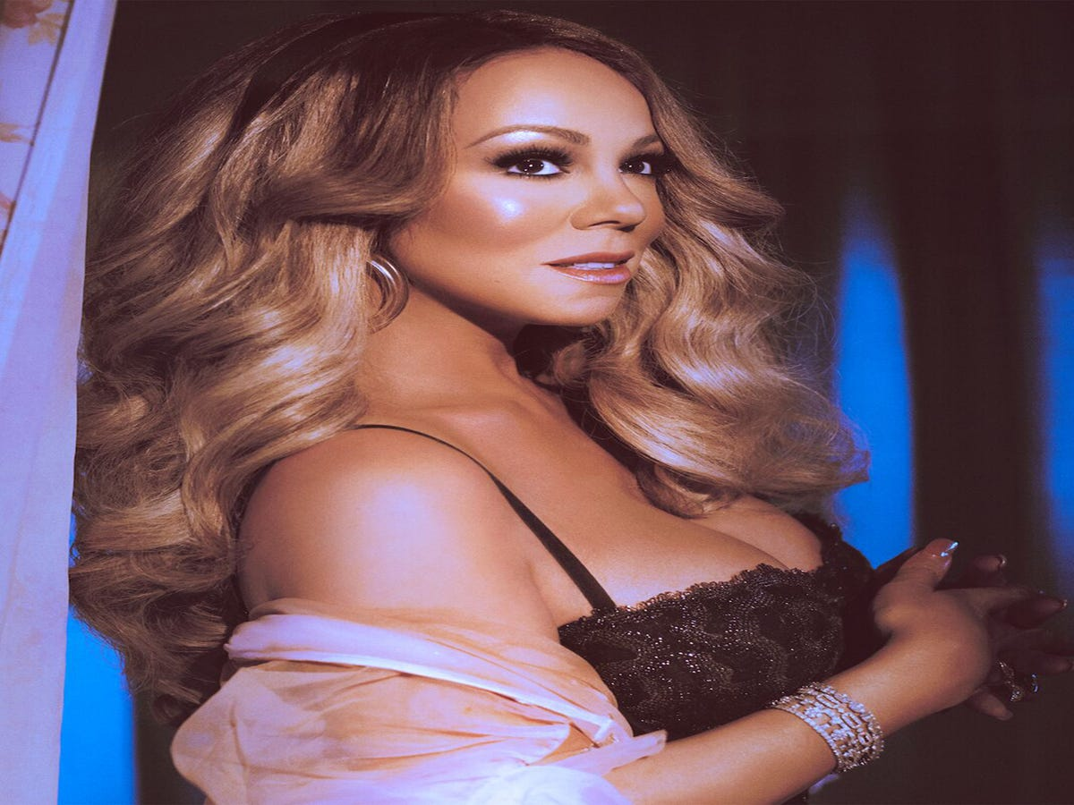 Mariah Carey Is The Master Of Her Own Domain On Caution