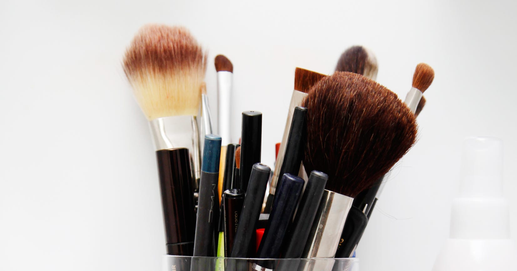We Sent Our Makeup Brushes To A Lab — & Immediately Regretted It