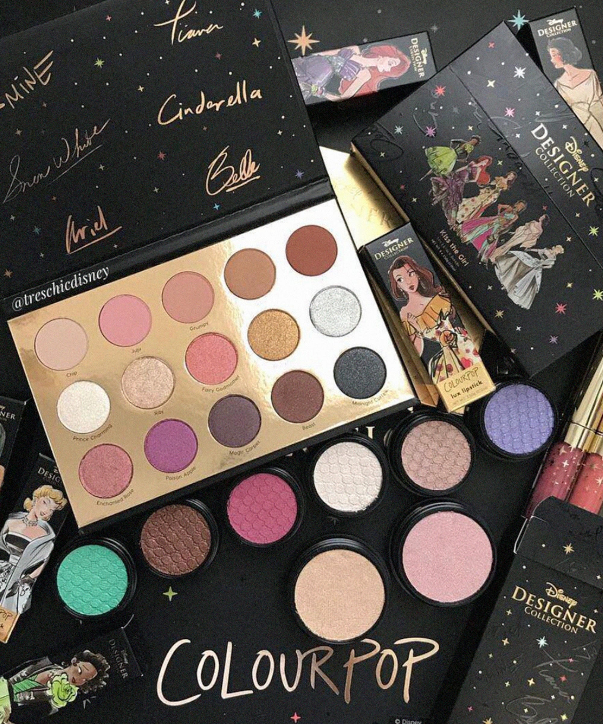 I Tried Disneys Colourpop Collection and It Opened up a Whole New World