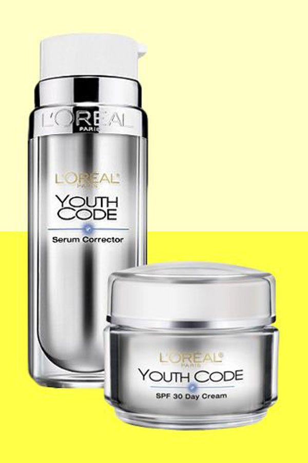 Englands facial youth cream