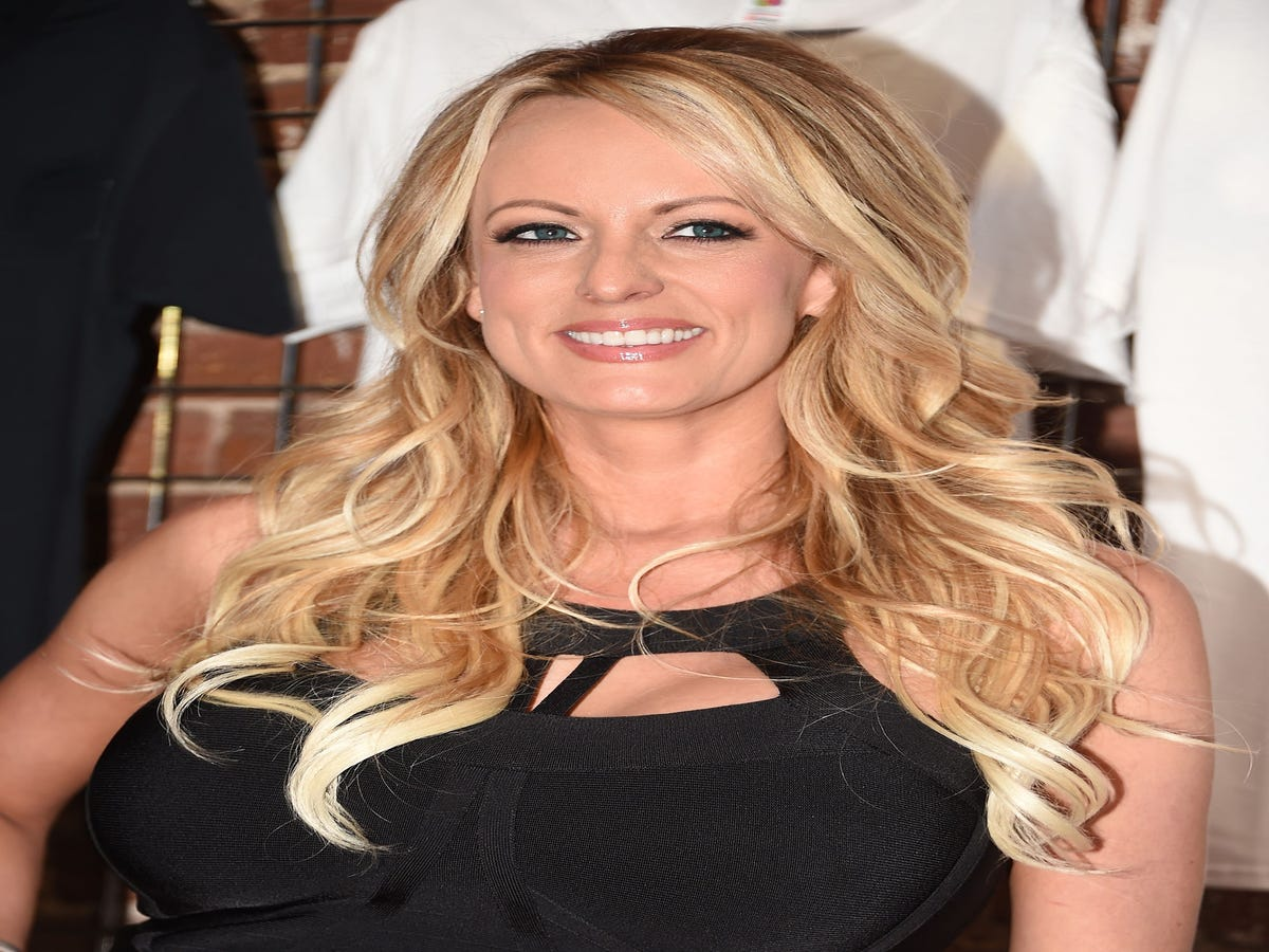 Stormy Daniels Is Launching A Perfume — & This Is What Inspired It