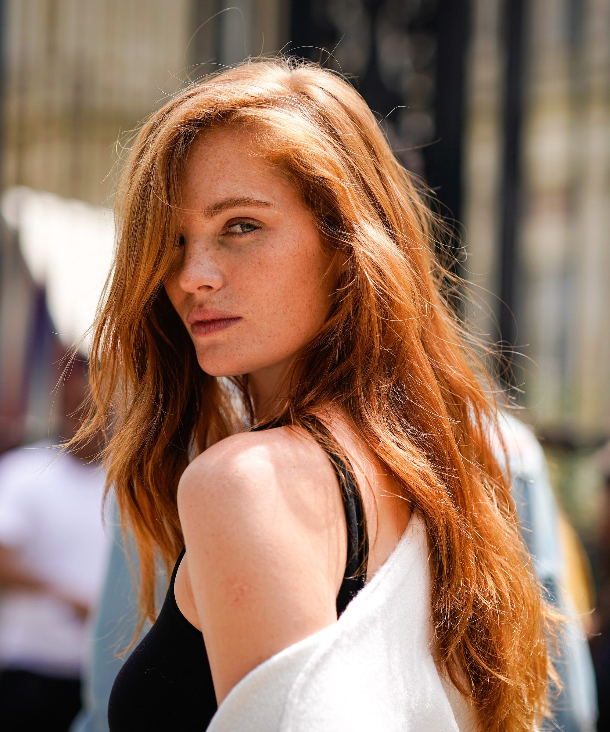 How To Color Your Hair Red With Highlights Fall 2018