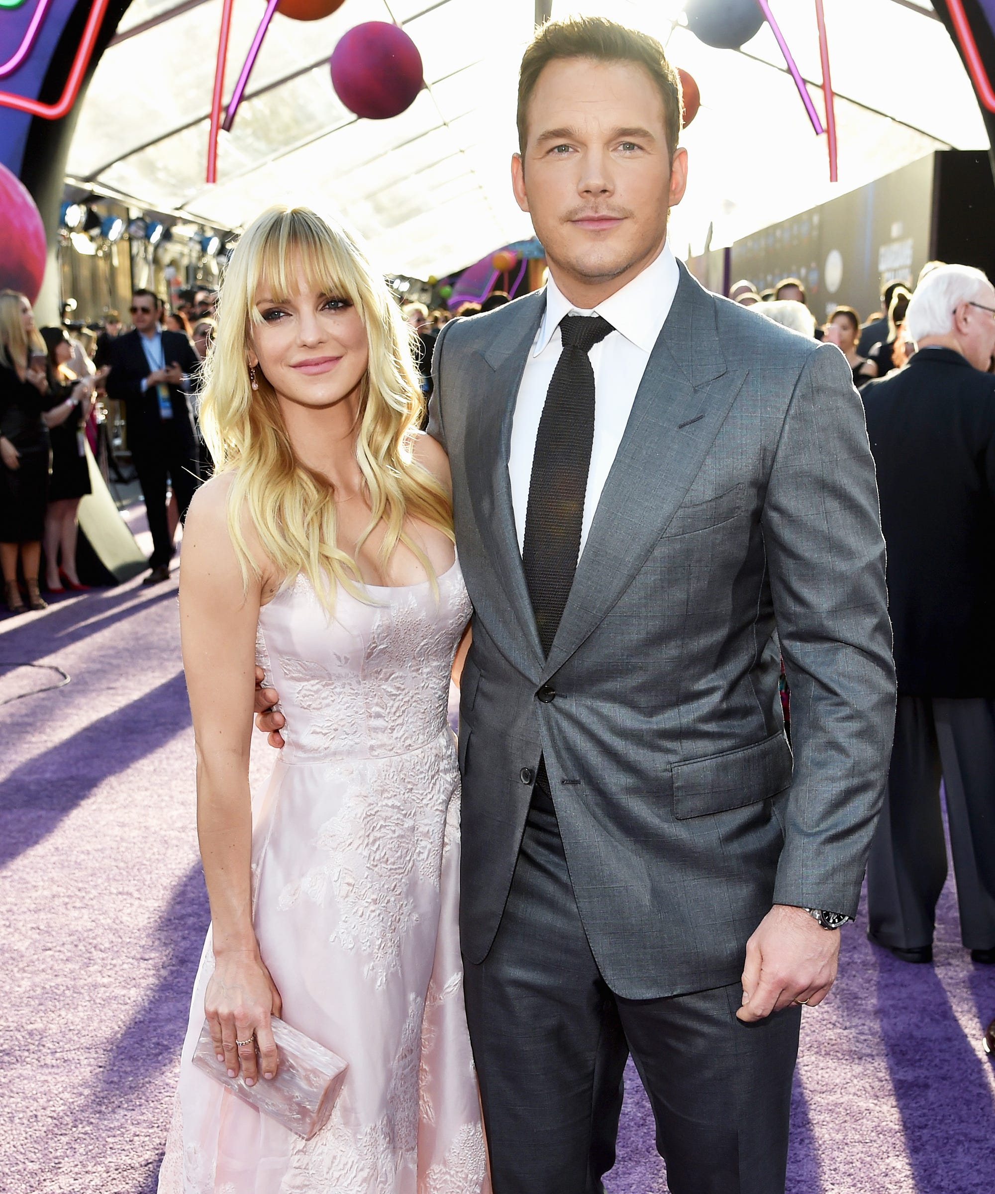 How Chris Pratt Made Sure He Didn't Blindside Anna Faris With His New Fiancée