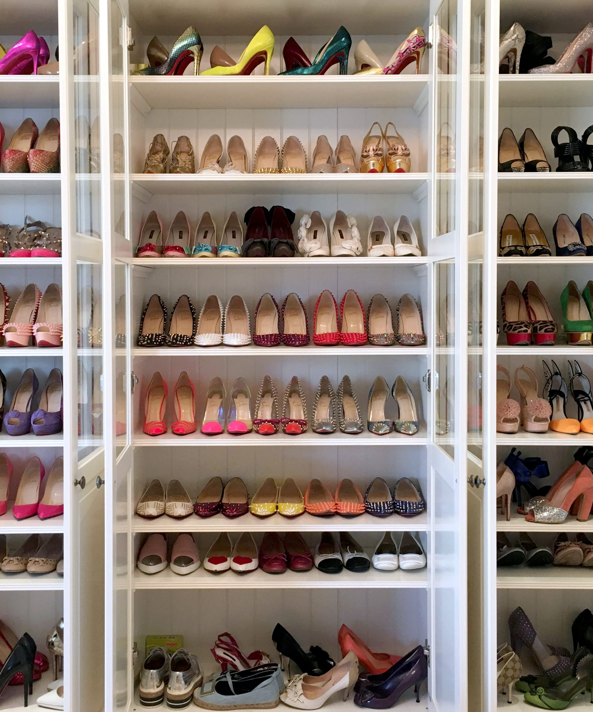 pin has a also ikea this purse into storage rack vittsjo modified dream glamorous shoe closet shelf