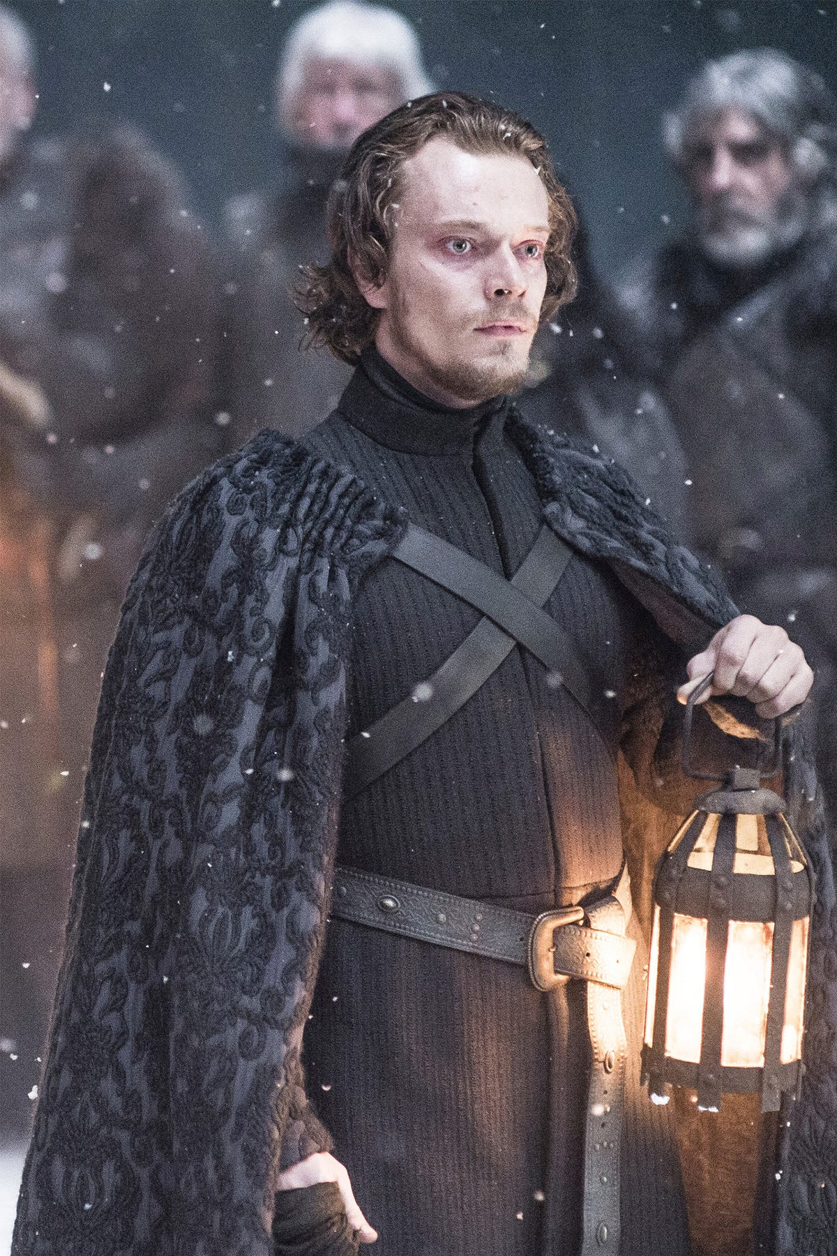 Game of Thrones Season 8 Official Characters Guide