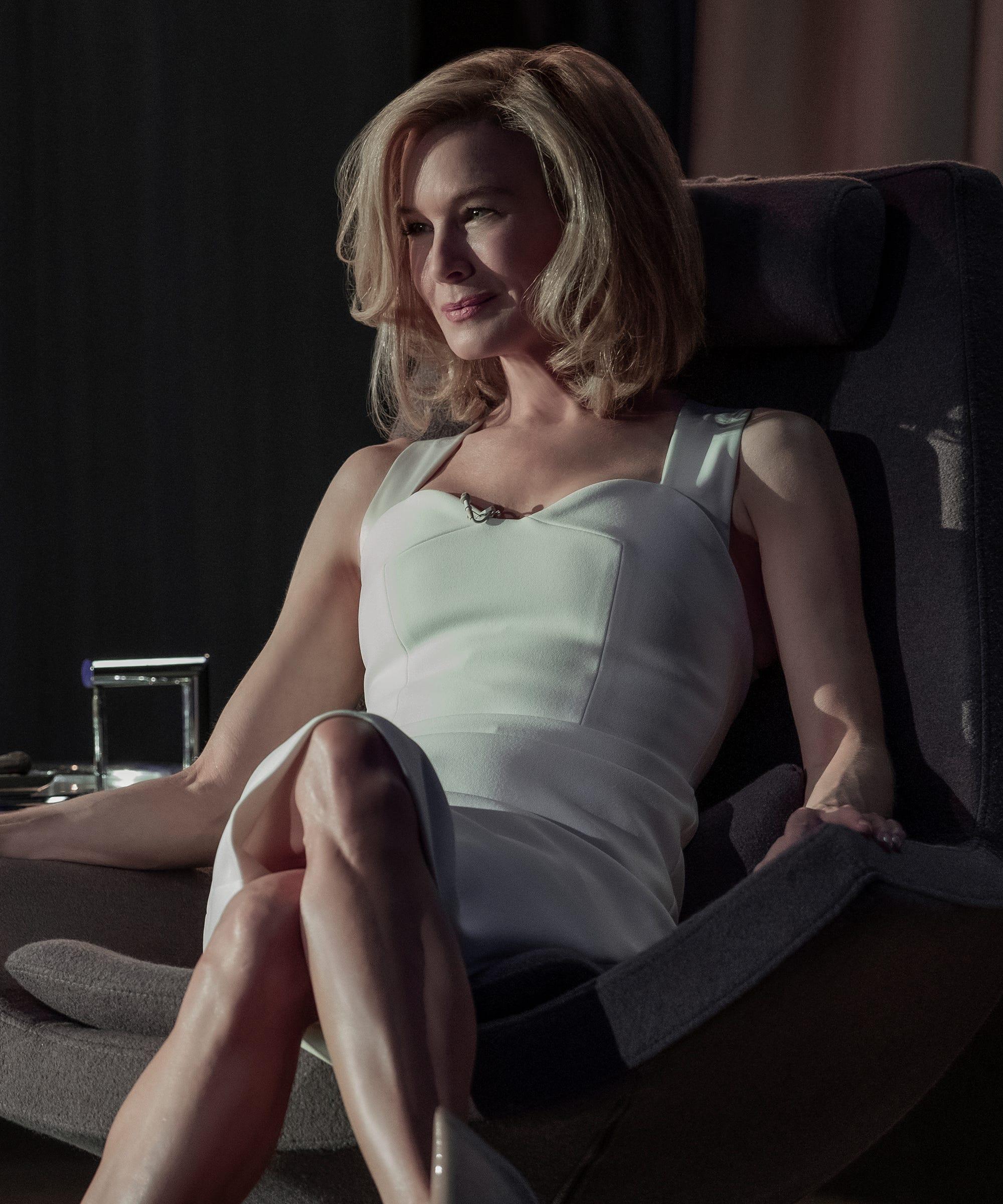 Renée Zellweger's Sexy New Netflix TV Thriller Is Coming Really Soon