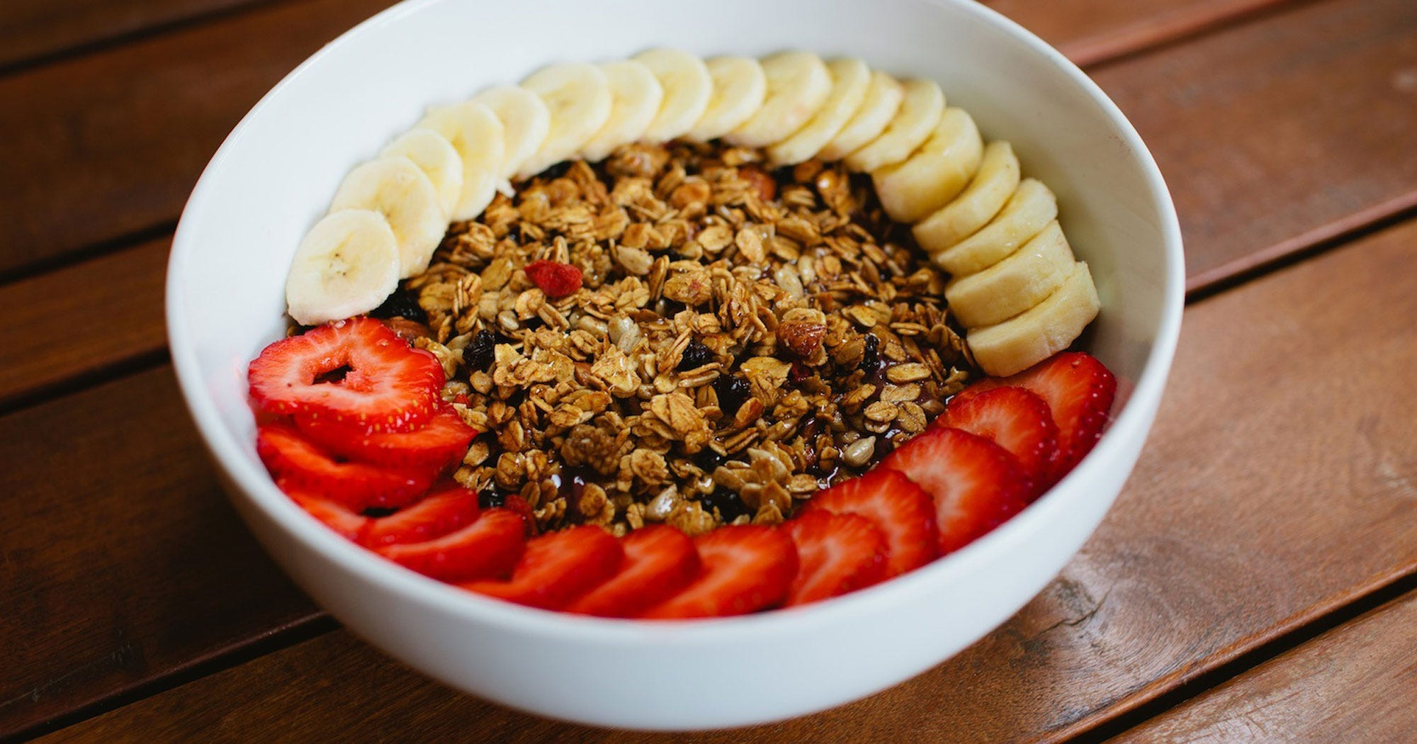 How To Make Sure Your Granola Is Actually Good For You