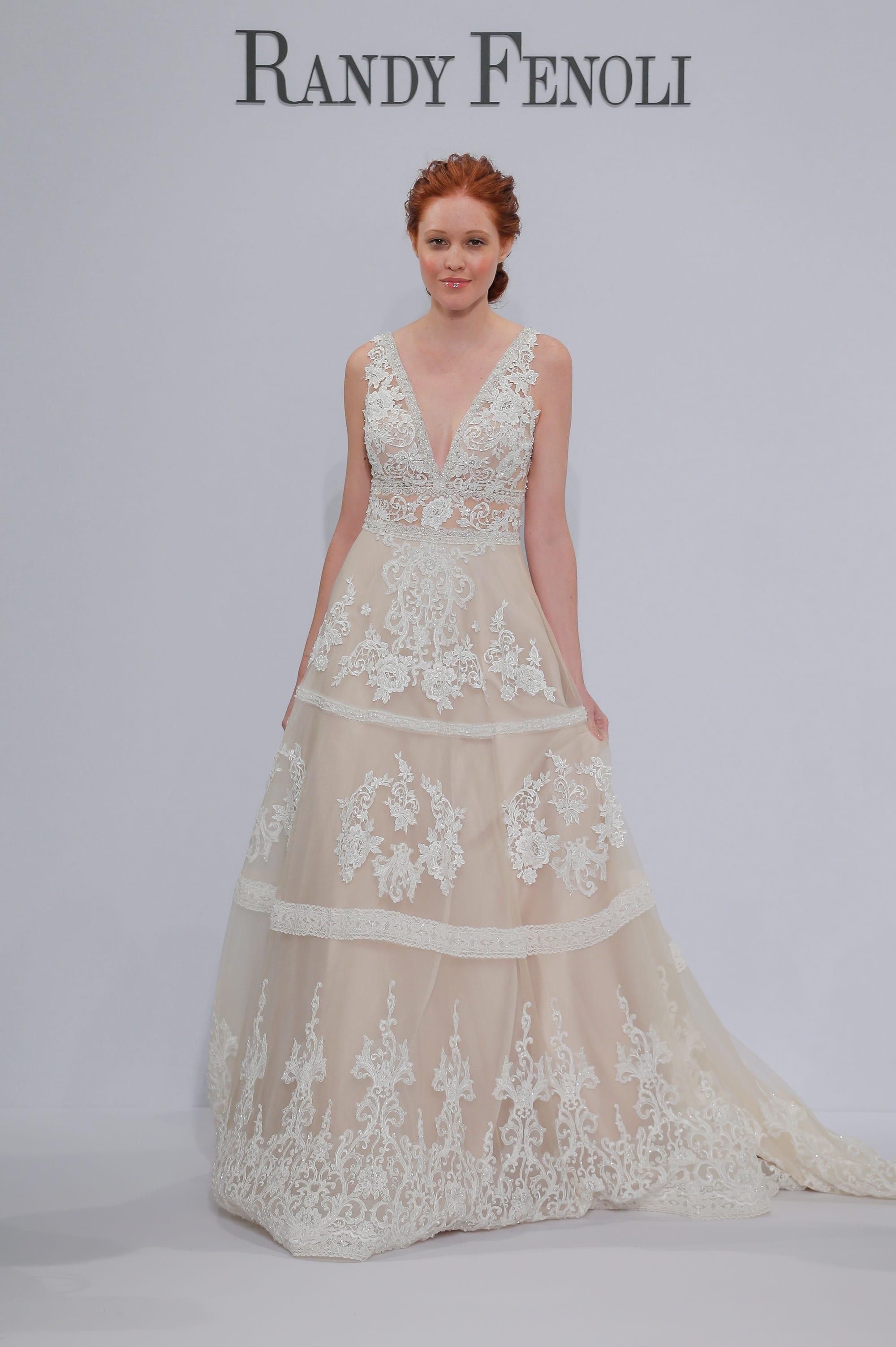 Randy Fenoli Wedding Dresses.Say Yes To The Dress Randy Fenoli Debuts Bridal Line