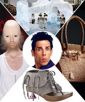 Ridiculous Moments In Fashion Real Zoolander Events