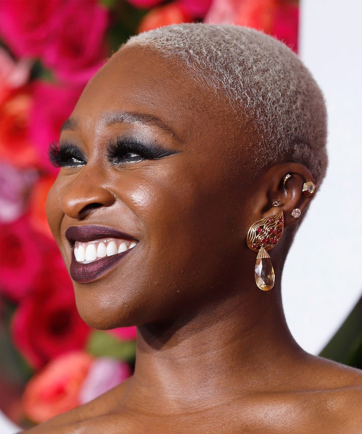 All The Best Natural Hairstyles Worn At The Tony Awards