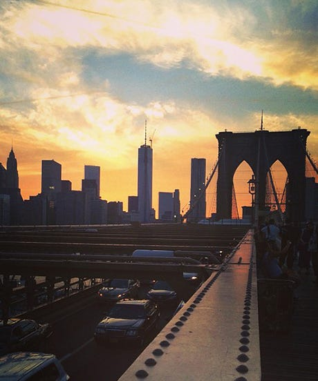Ego Boost: New York's The Most Photographed Place On Earth